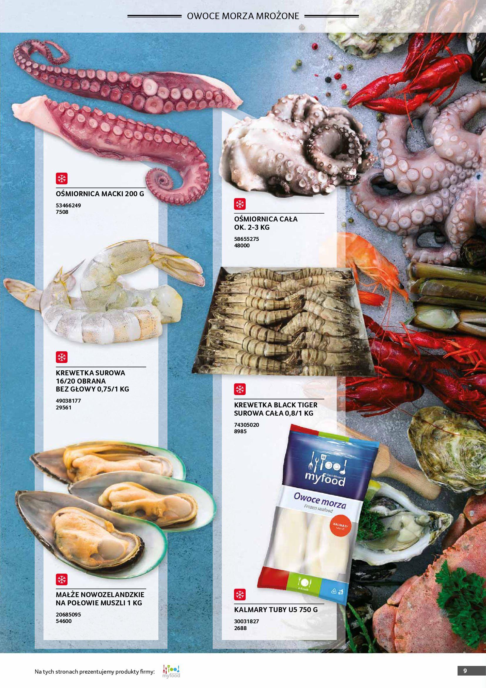 Gazetka Selgros: Gazetka Selgros - Gastronomia 2021-08-01 page-9