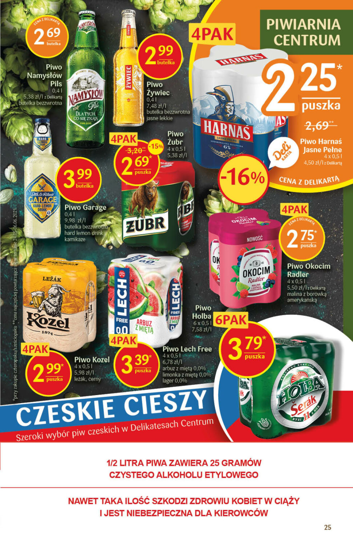 Gazetka Delikatesy Centrum: Gazetka Delikatesy Centrum 2021-07-22 page-25