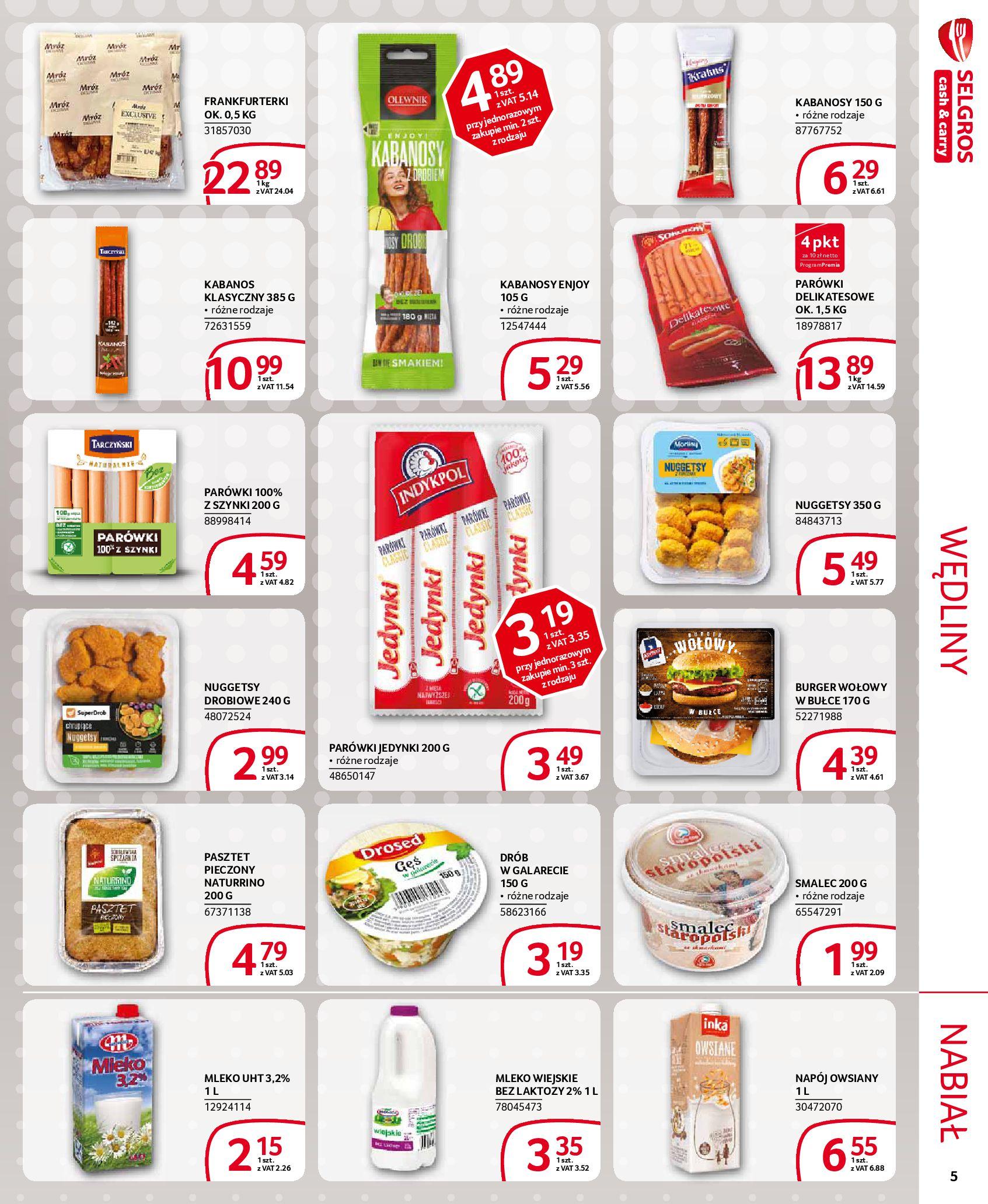 Gazetka Selgros - Extra oferta-18.03.2020-31.03.2020-page-5