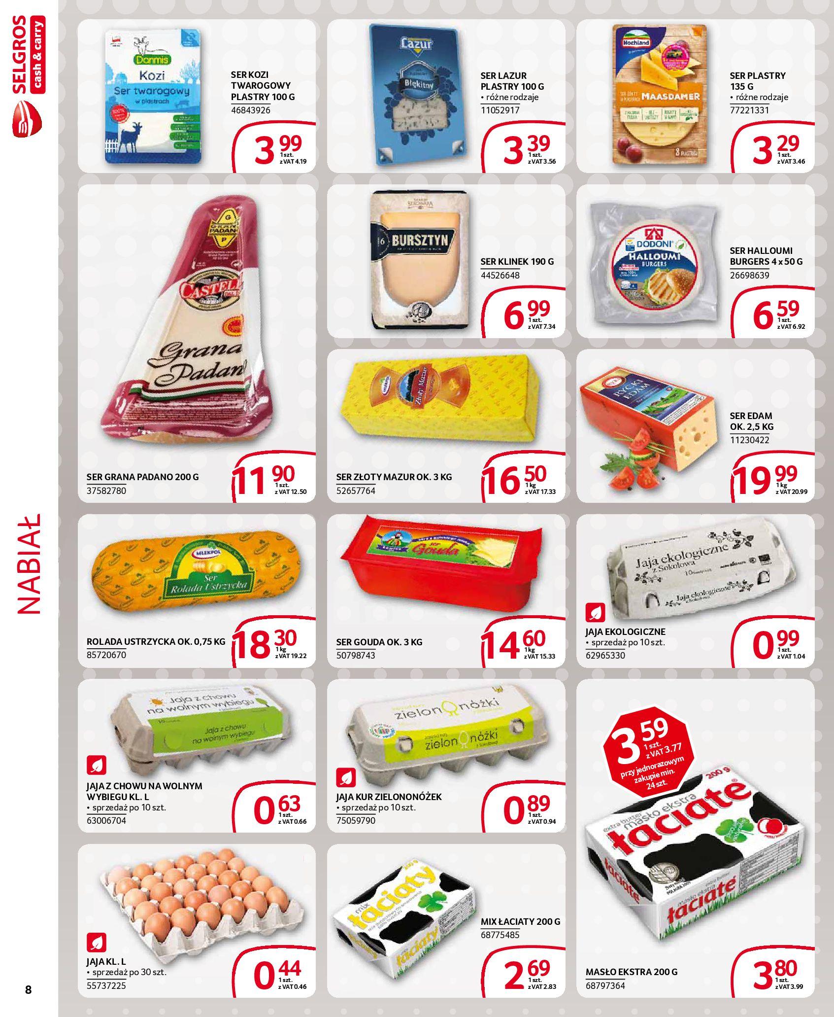 Gazetka Selgros - Extra oferta-18.03.2020-31.03.2020-page-8