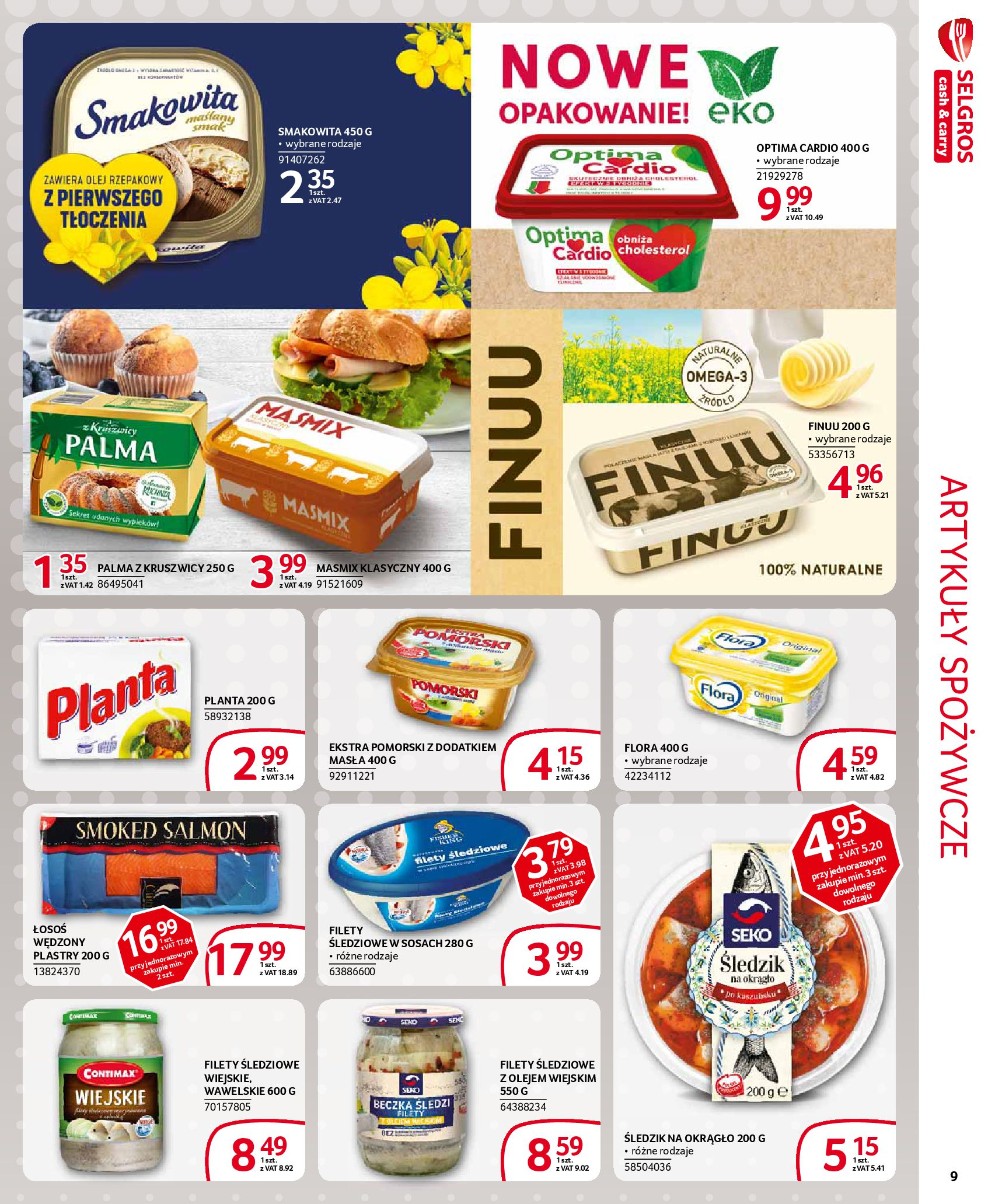 Gazetka Selgros - Extra oferta-18.03.2020-31.03.2020-page-9