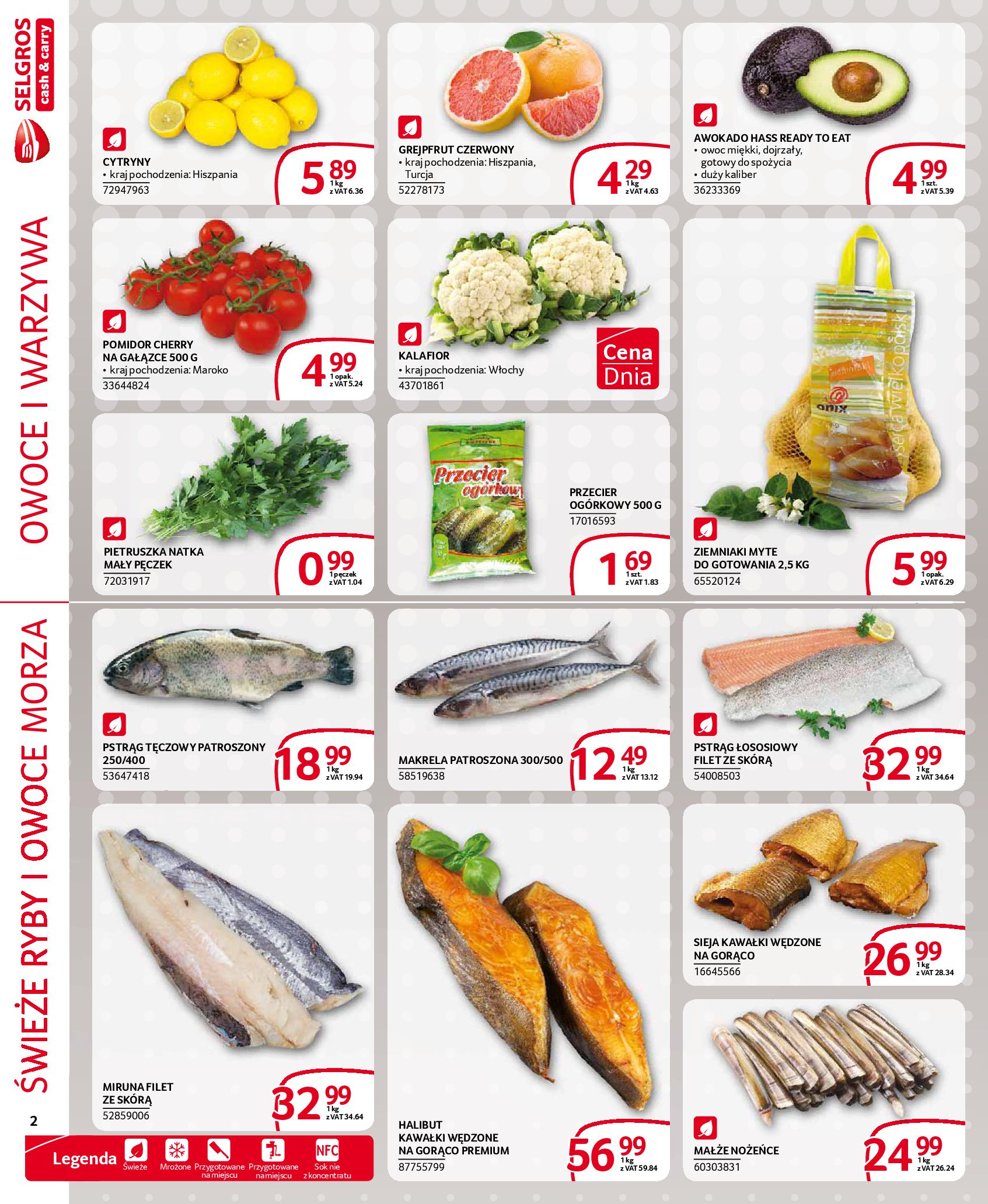 Gazetka Selgros - Extra oferta-18.03.2020-31.03.2020-page-2