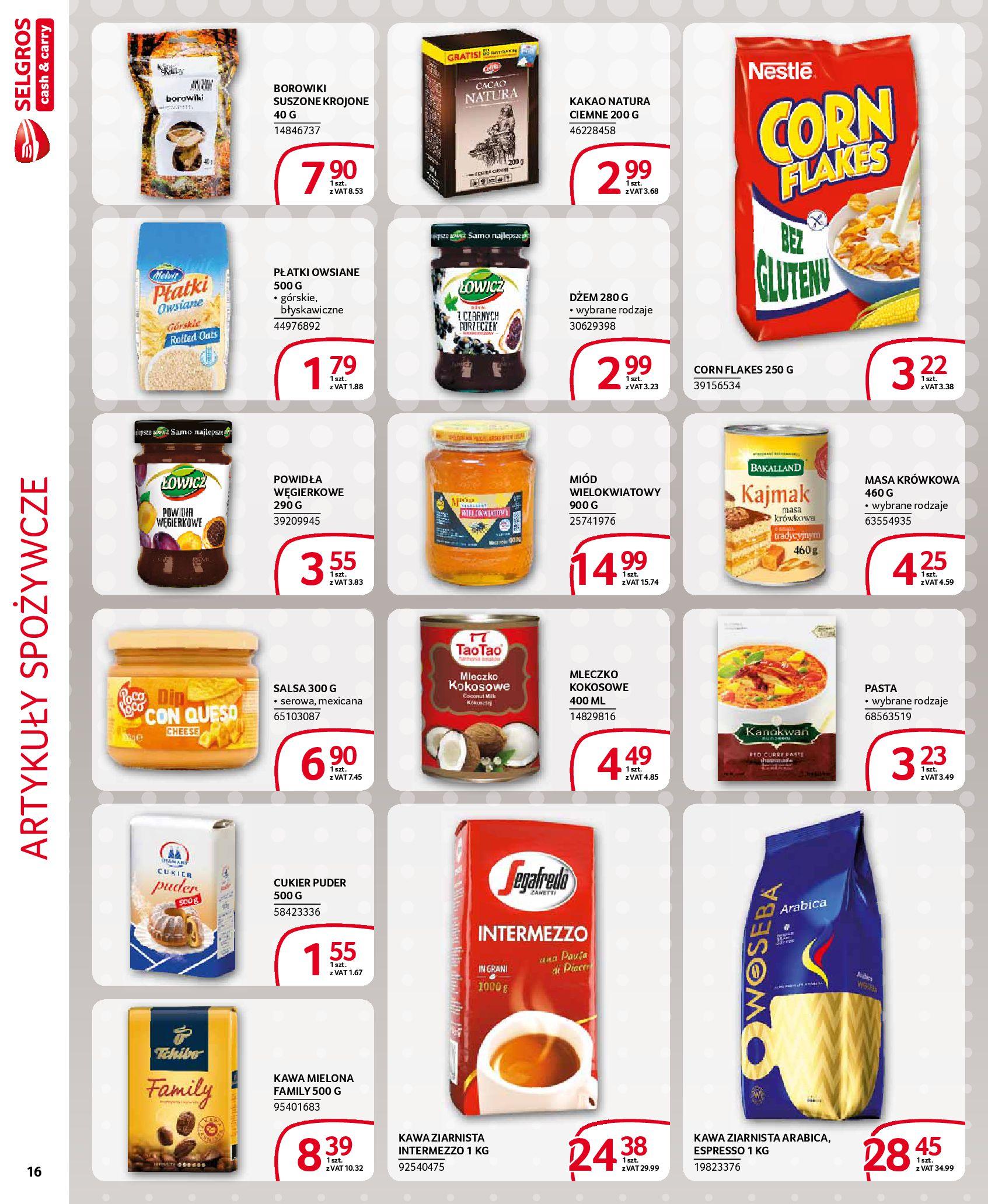 Gazetka Selgros - Extra oferta-18.03.2020-31.03.2020-page-16