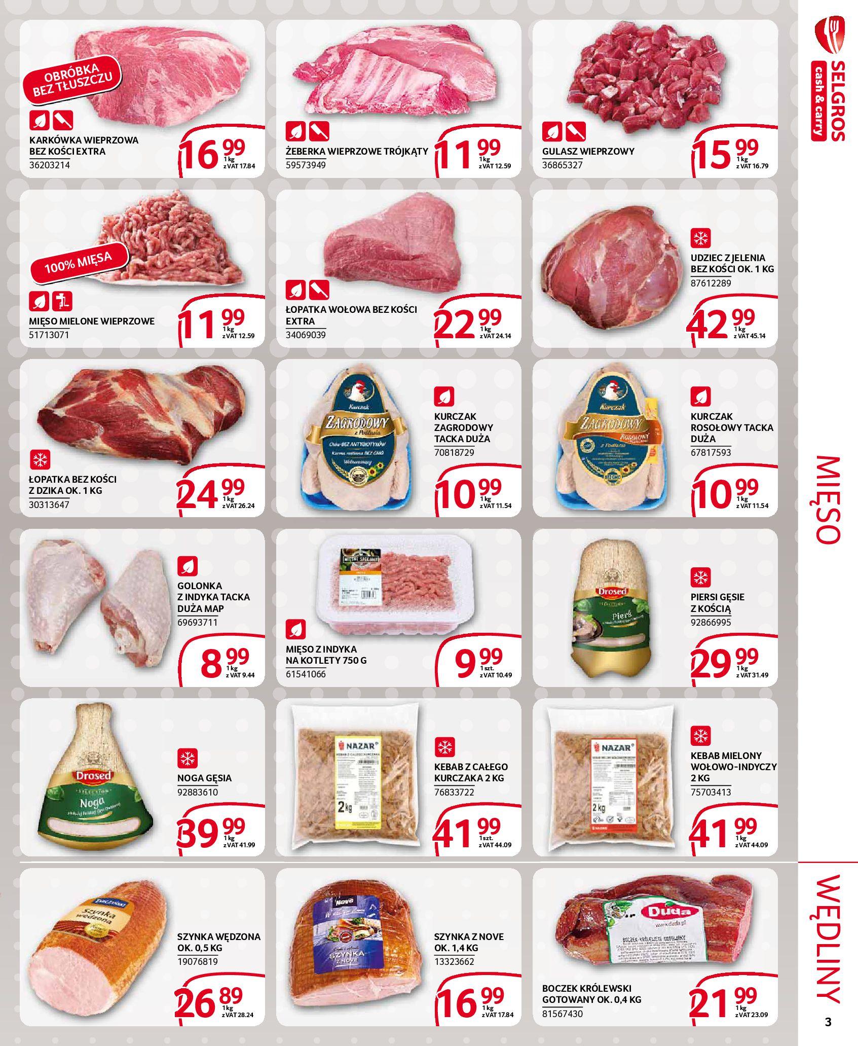 Gazetka Selgros - Extra oferta-18.03.2020-31.03.2020-page-3