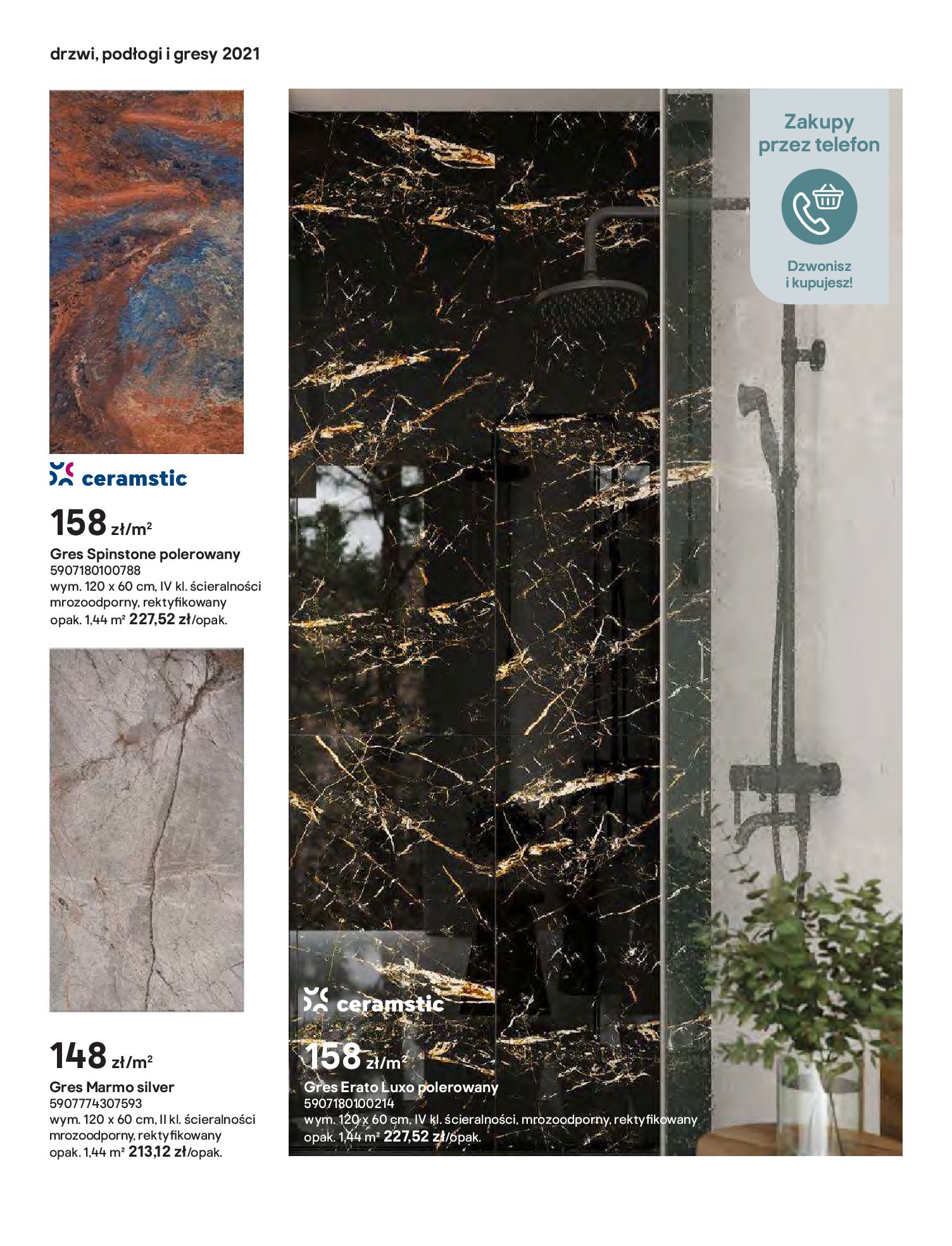 Gazetka Castorama: Gazetka Castorama - Przewodnik drzwi i podłogi 2021 2021-08-11 page-92