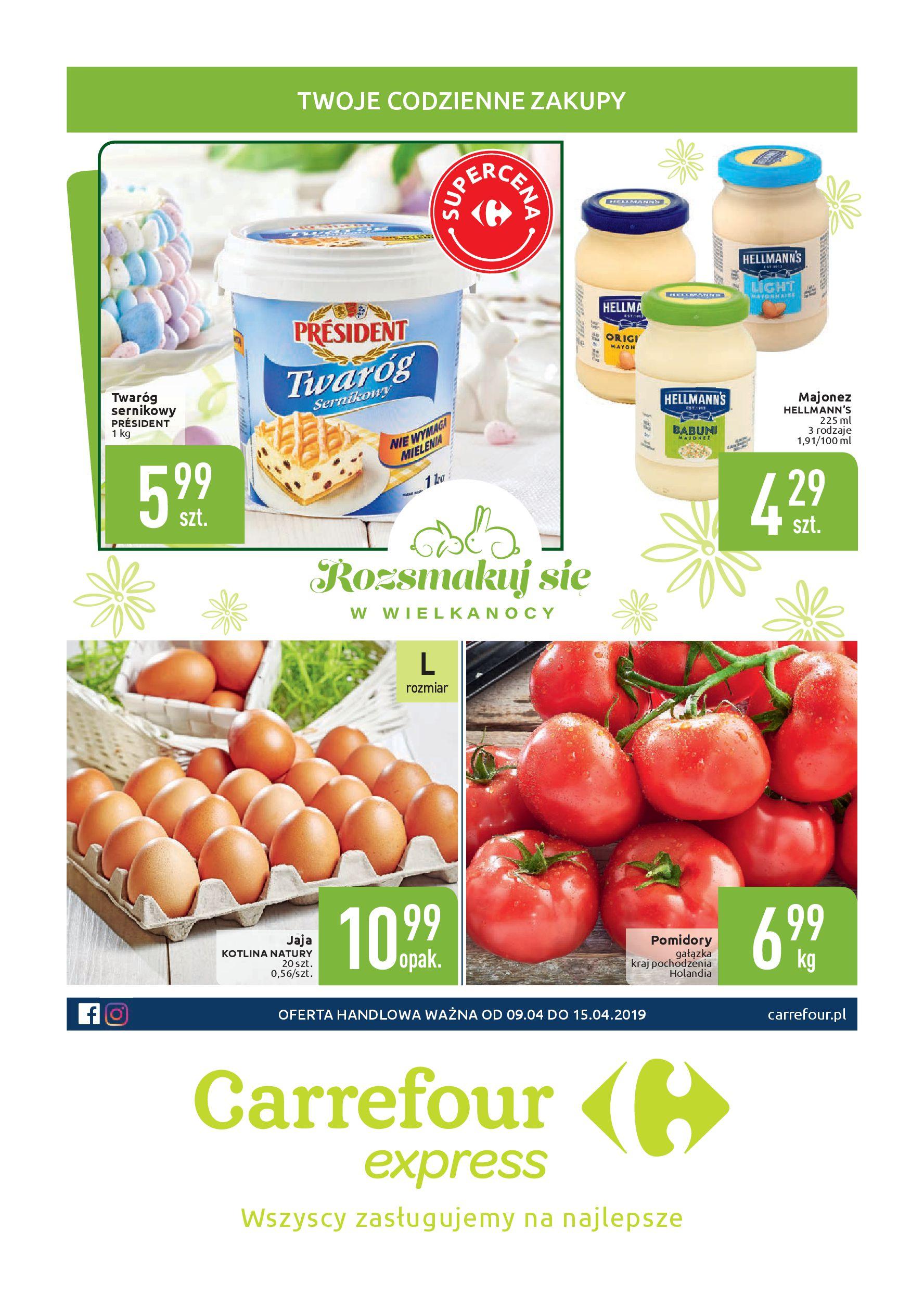 Gazetka Carrefour Express - Oferta handlowa-08.04.2019-15.04.2019-page-