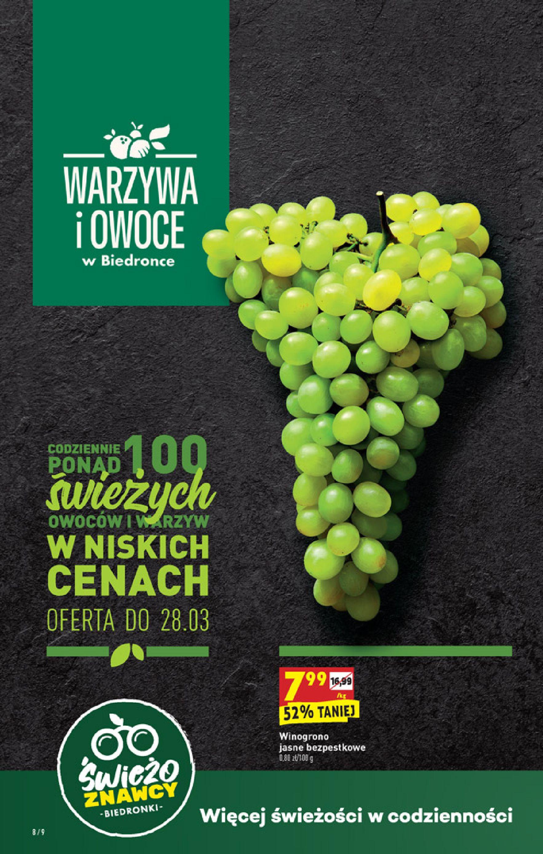 Gazetka Biedronka - W tym tygodniu-25.03.2020-01.04.2020-page-8