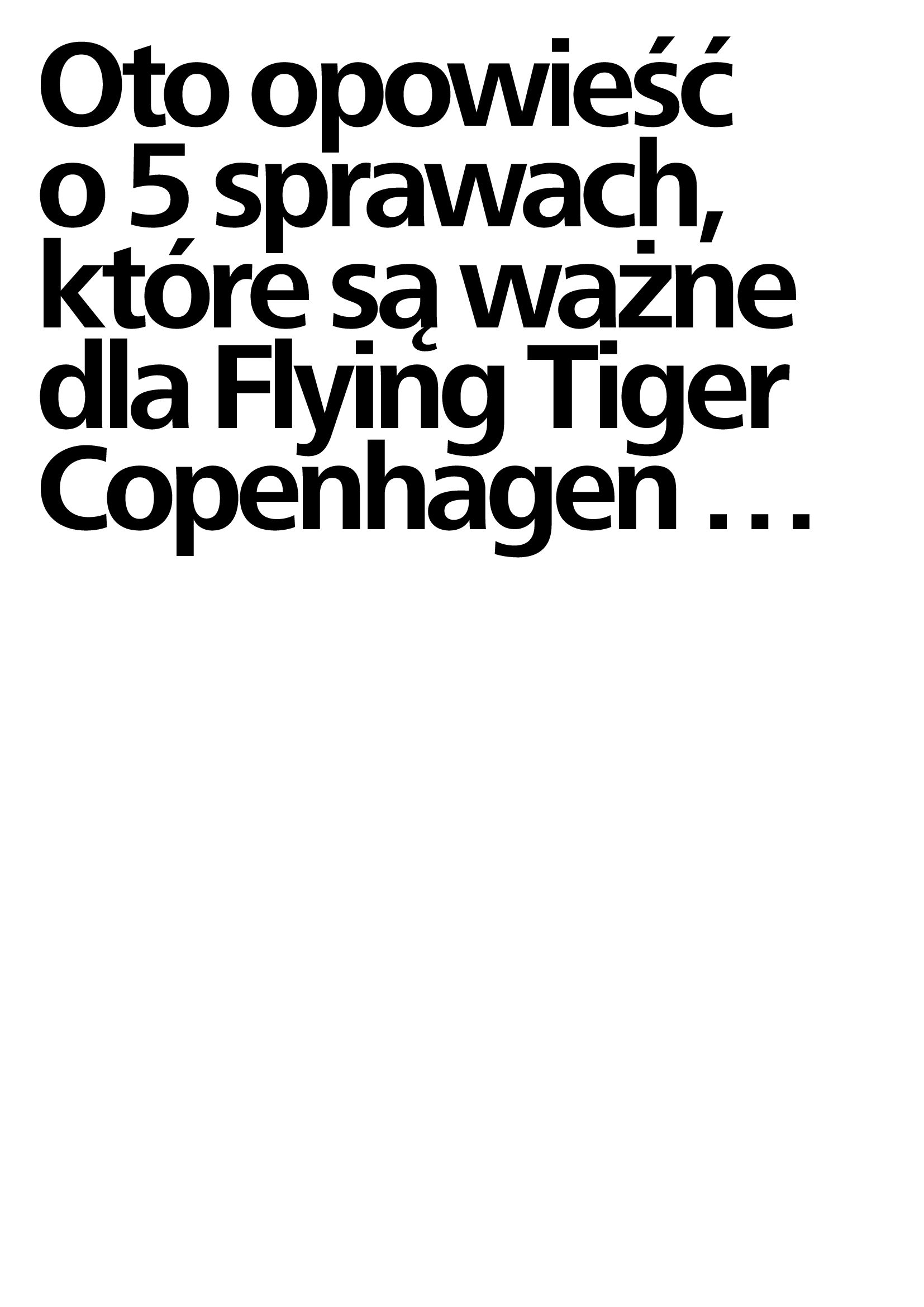 Gazetka Flying tiger: Gazetka Flying Tiger - katalog wiosna 2021-04-07 page-4