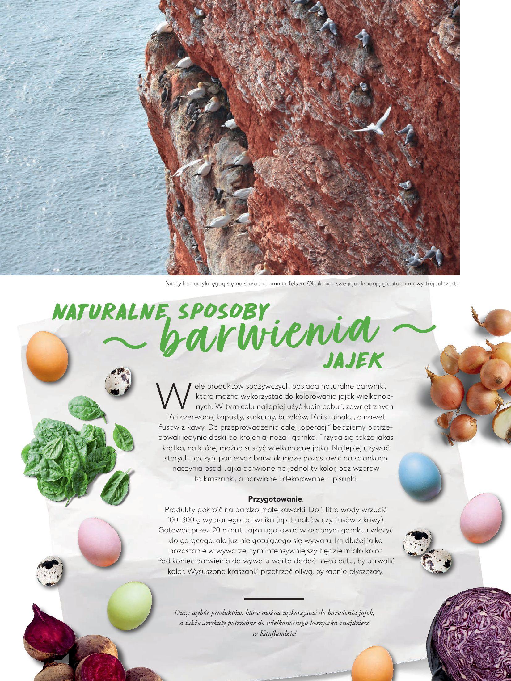 """Gazetka Kaufland: Magazyn """"Dobrze żyć dobrze"""" 2021-02-24 page-9"""