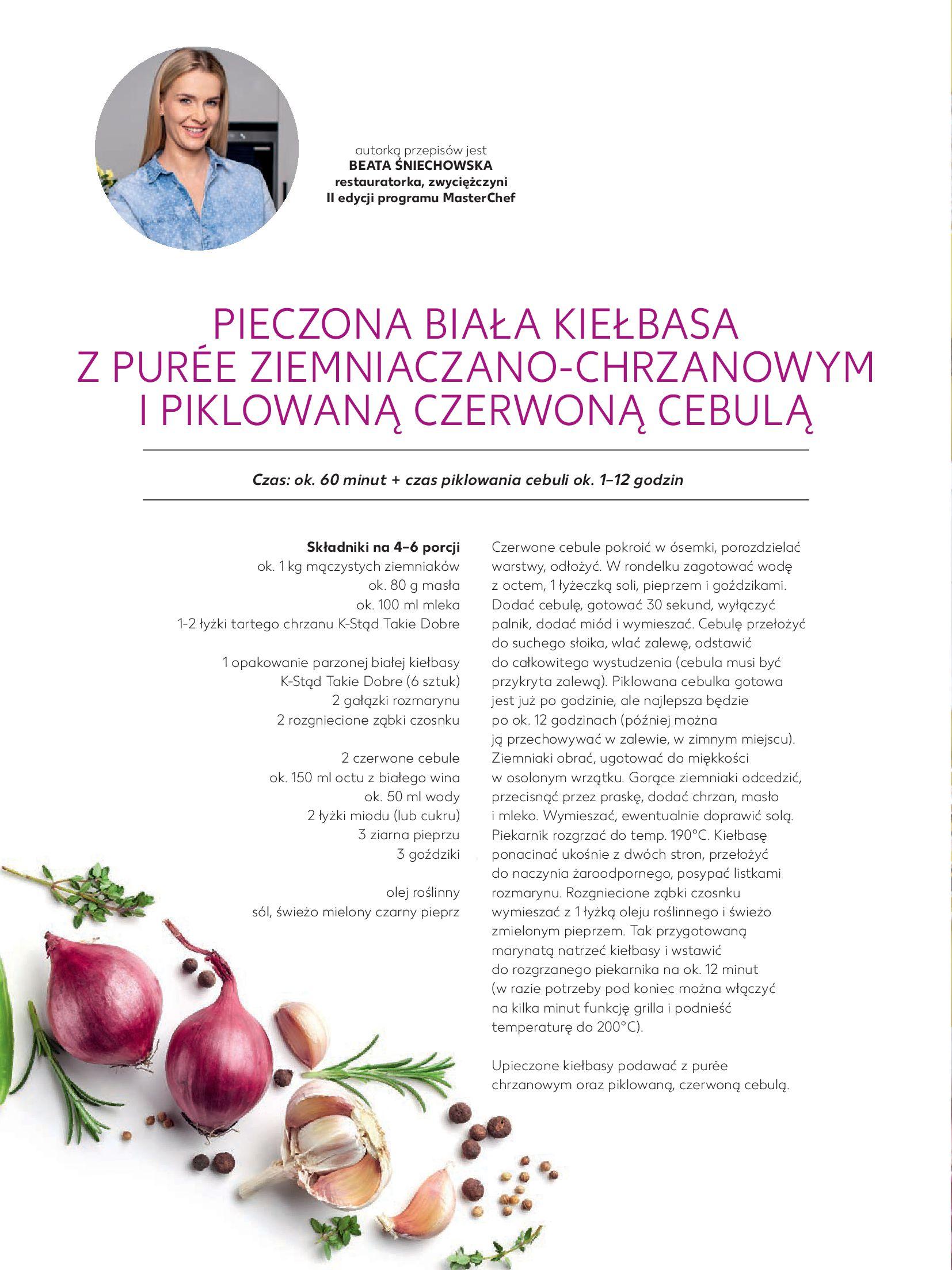 """Gazetka Kaufland: Magazyn """"Dobrze żyć dobrze"""" 2021-02-24 page-10"""