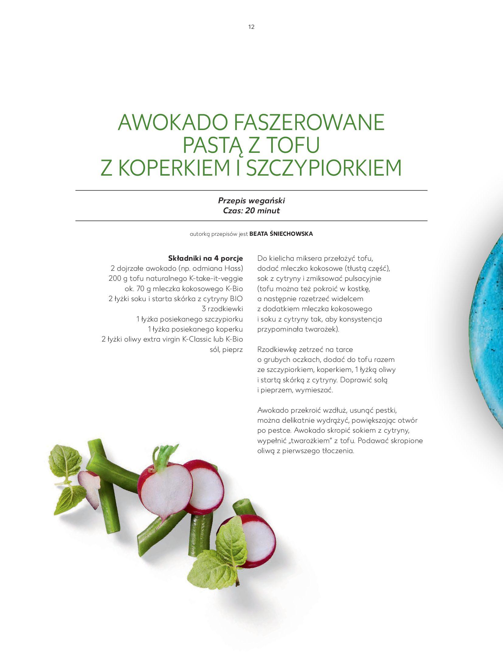 """Gazetka Kaufland: Magazyn """"Dobrze żyć dobrze"""" 2021-02-24 page-12"""