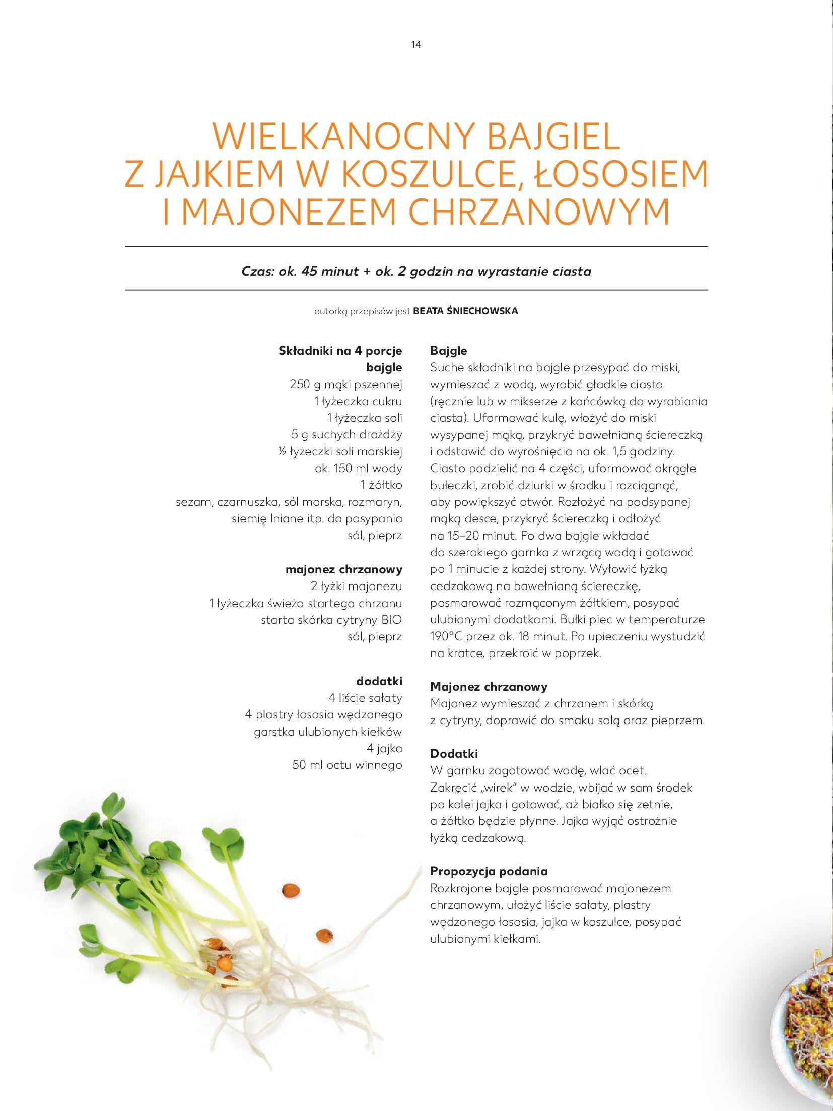 """Gazetka Kaufland: Magazyn """"Dobrze żyć dobrze"""" 2021-02-24 page-14"""