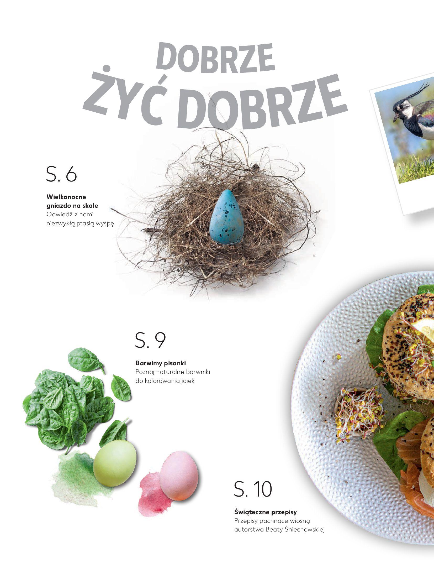 """Gazetka Kaufland: Magazyn """"Dobrze żyć dobrze"""" 2021-02-24 page-4"""