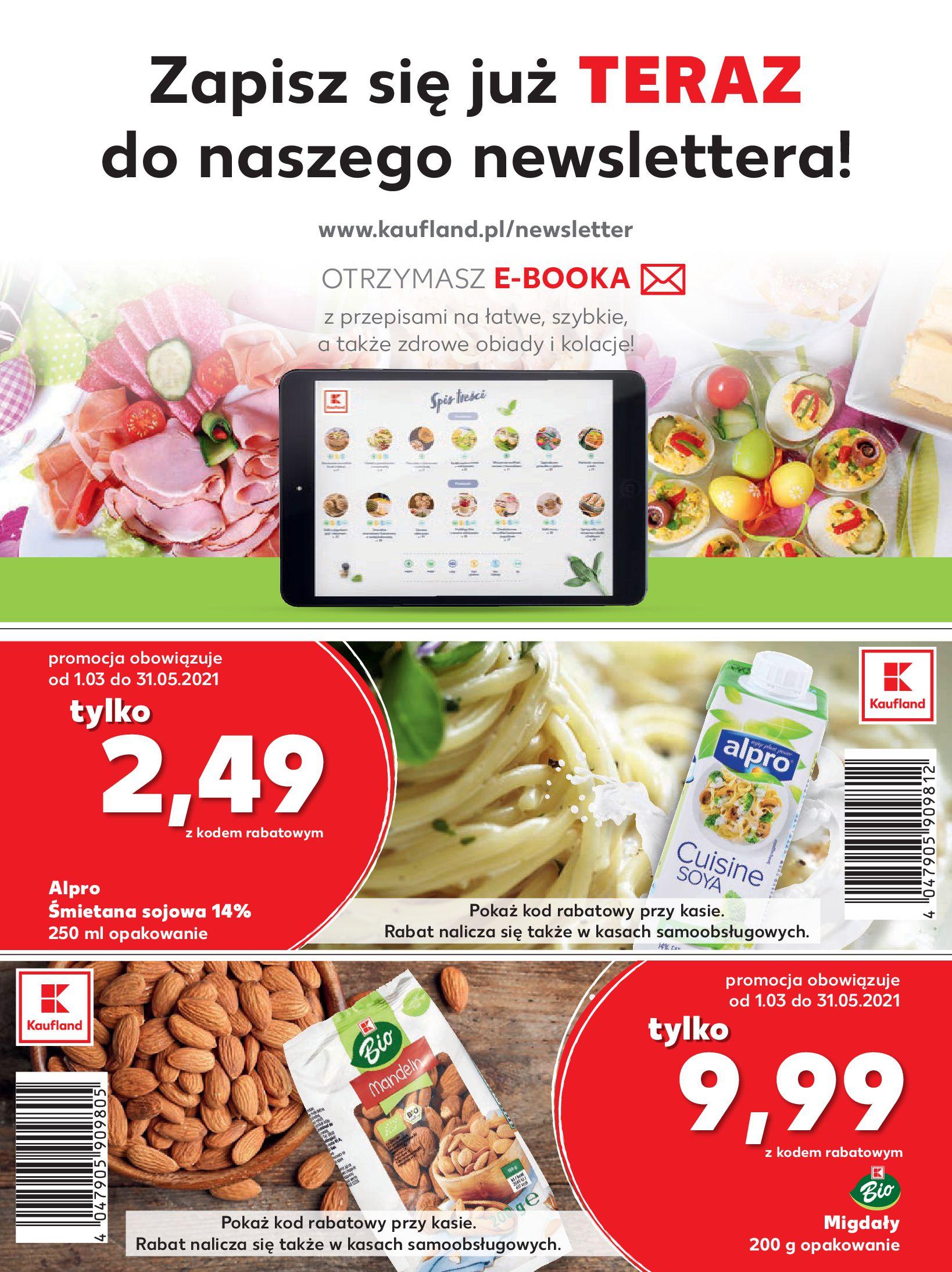 """Gazetka Kaufland: Magazyn """"Dobrze żyć dobrze"""" 2021-02-24 page-35"""