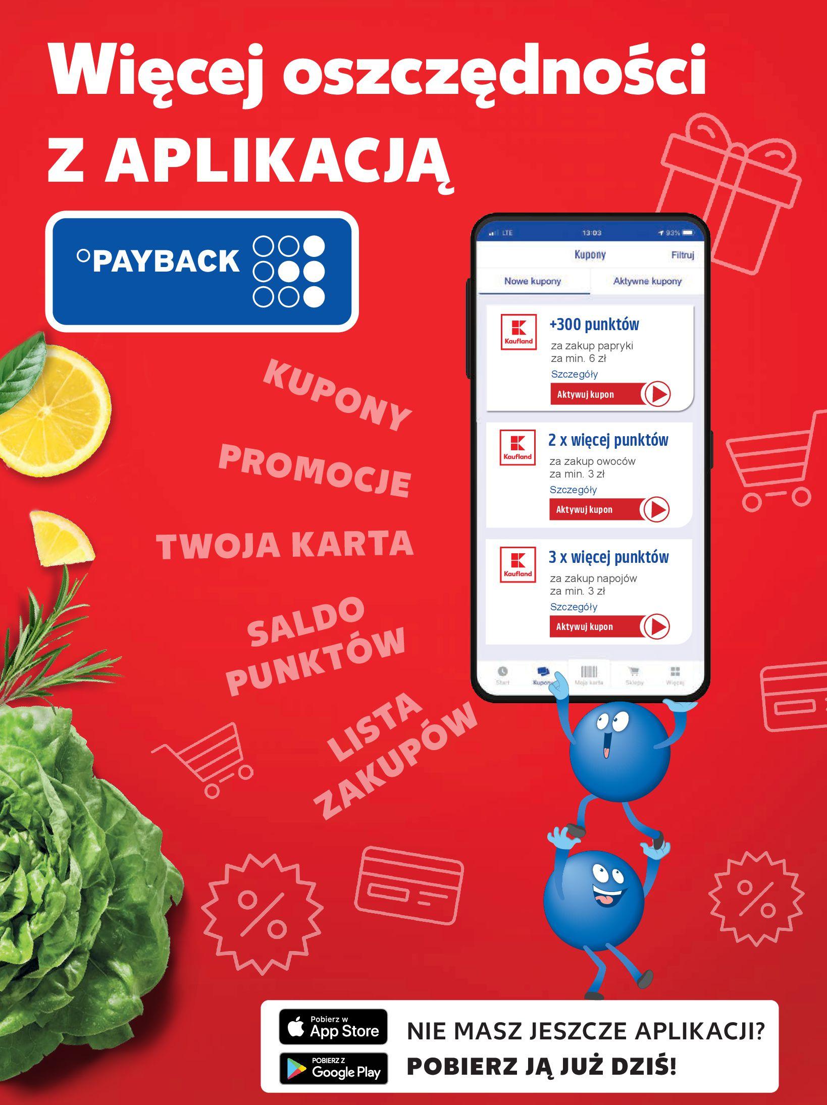 """Gazetka Kaufland: Magazyn """"Dobrze żyć dobrze"""" 2021-02-24 page-36"""