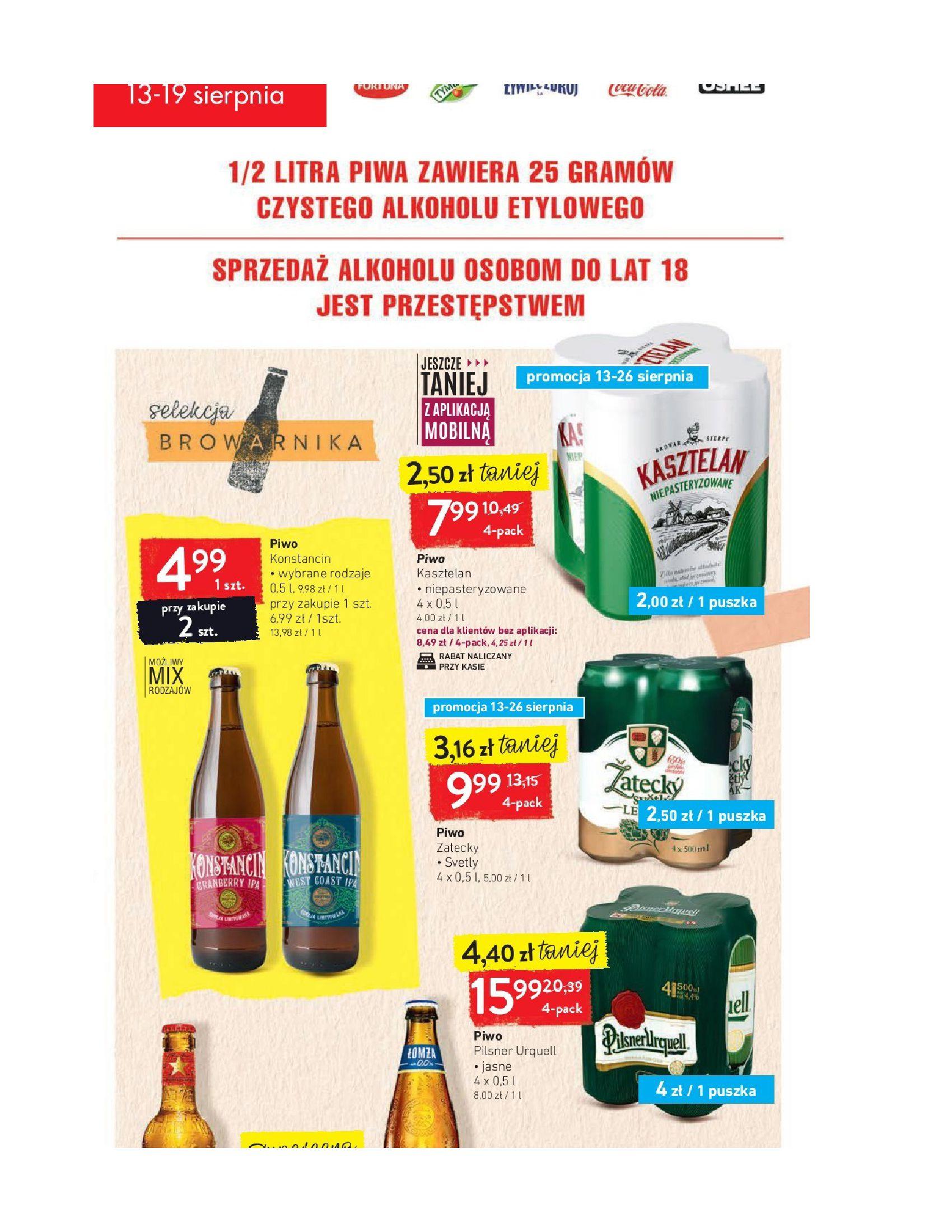 Gazetka Intermarché - Oferta promocyjna-12.08.2019-19.08.2019-page-20