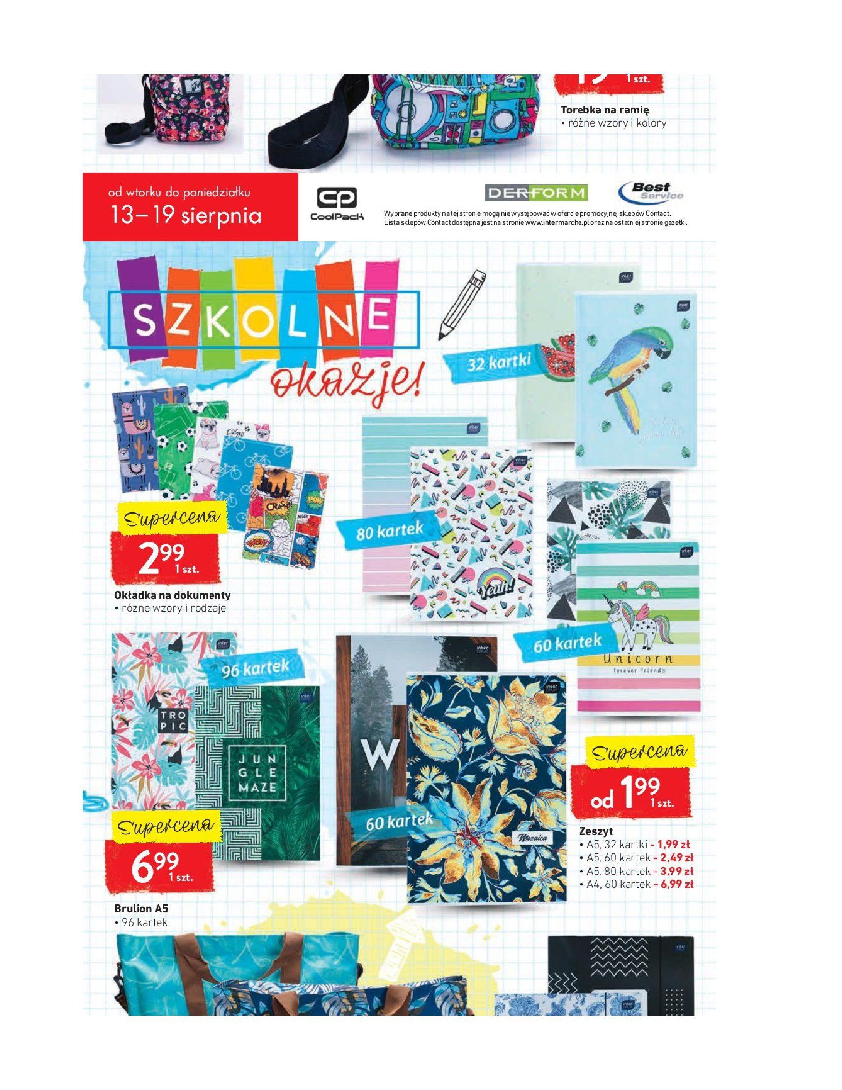 Gazetka Intermarché - Oferta promocyjna-12.08.2019-19.08.2019-page-27