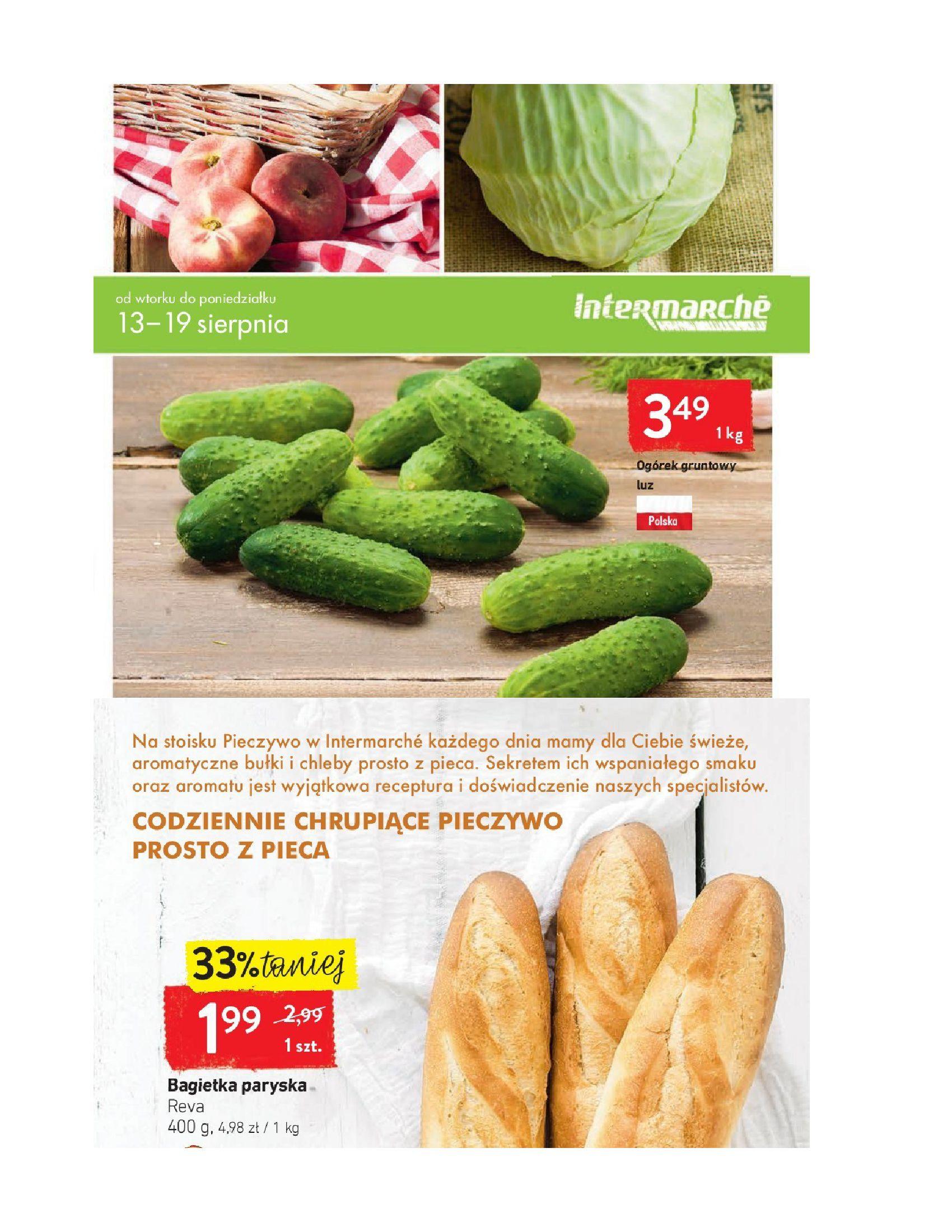 Gazetka Intermarché - Oferta promocyjna-12.08.2019-19.08.2019-page-4
