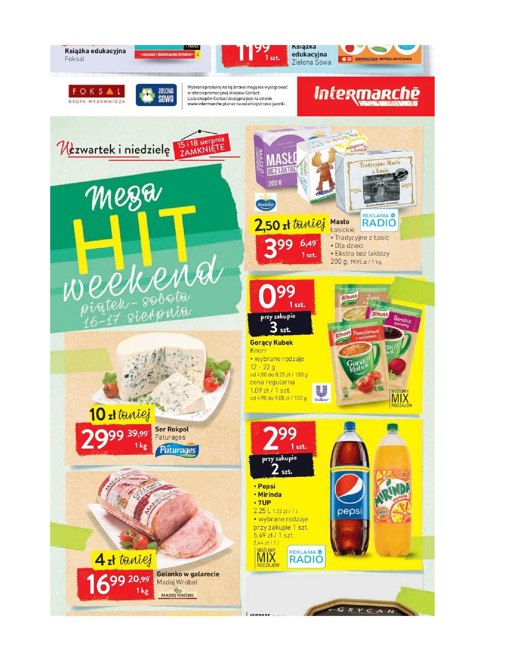 Gazetka Intermarché - Oferta promocyjna-12.08.2019-19.08.2019-page-33