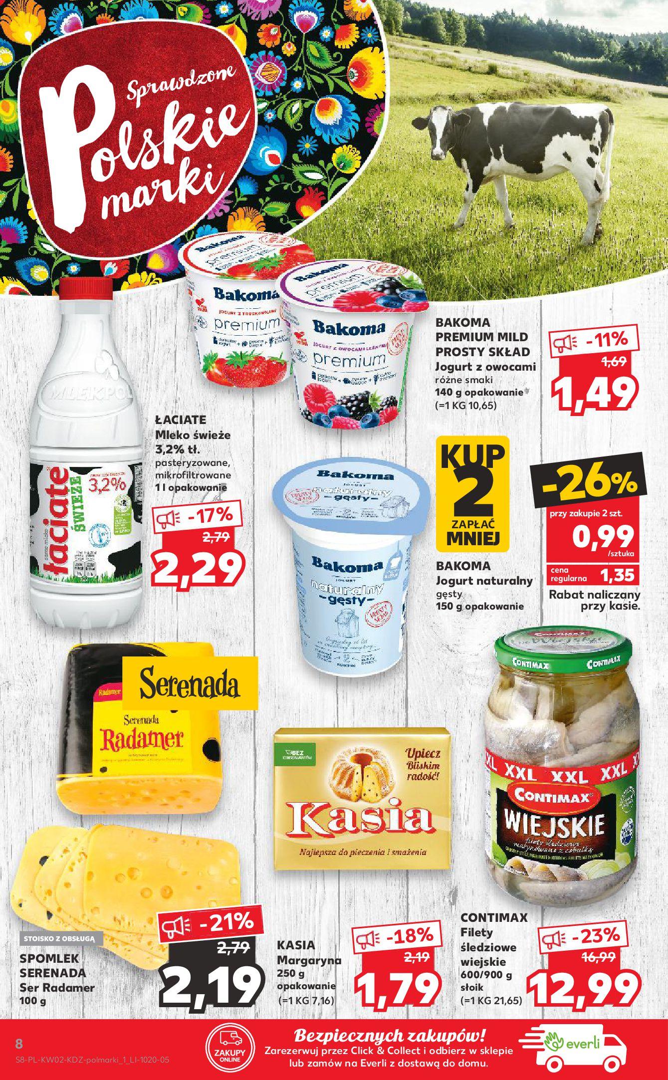 Gazetka Kaufland: Gazetka promocyjna od 13.01 2021-01-14 page-8