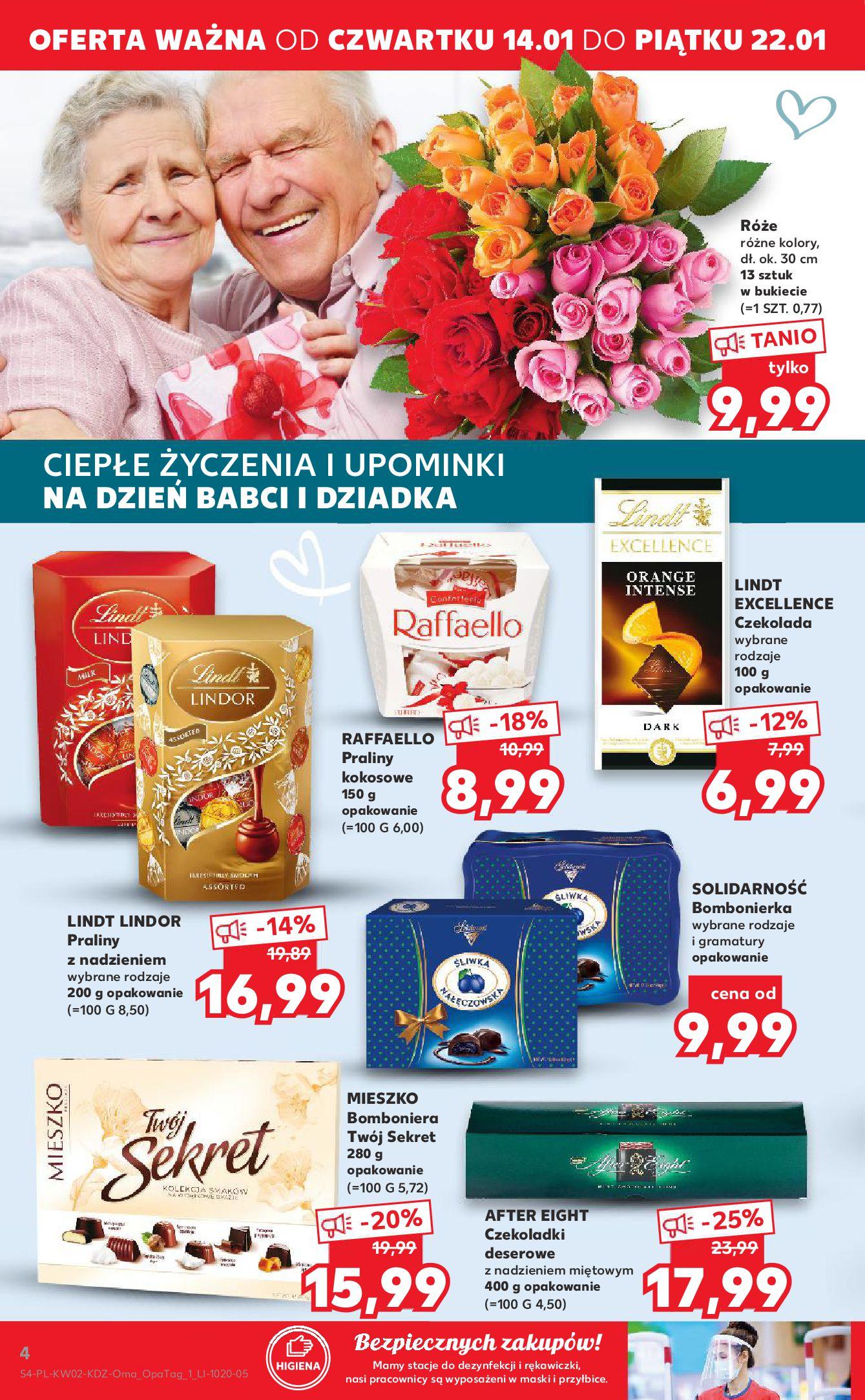 Gazetka Kaufland: Gazetka promocyjna od 13.01 2021-01-14 page-4