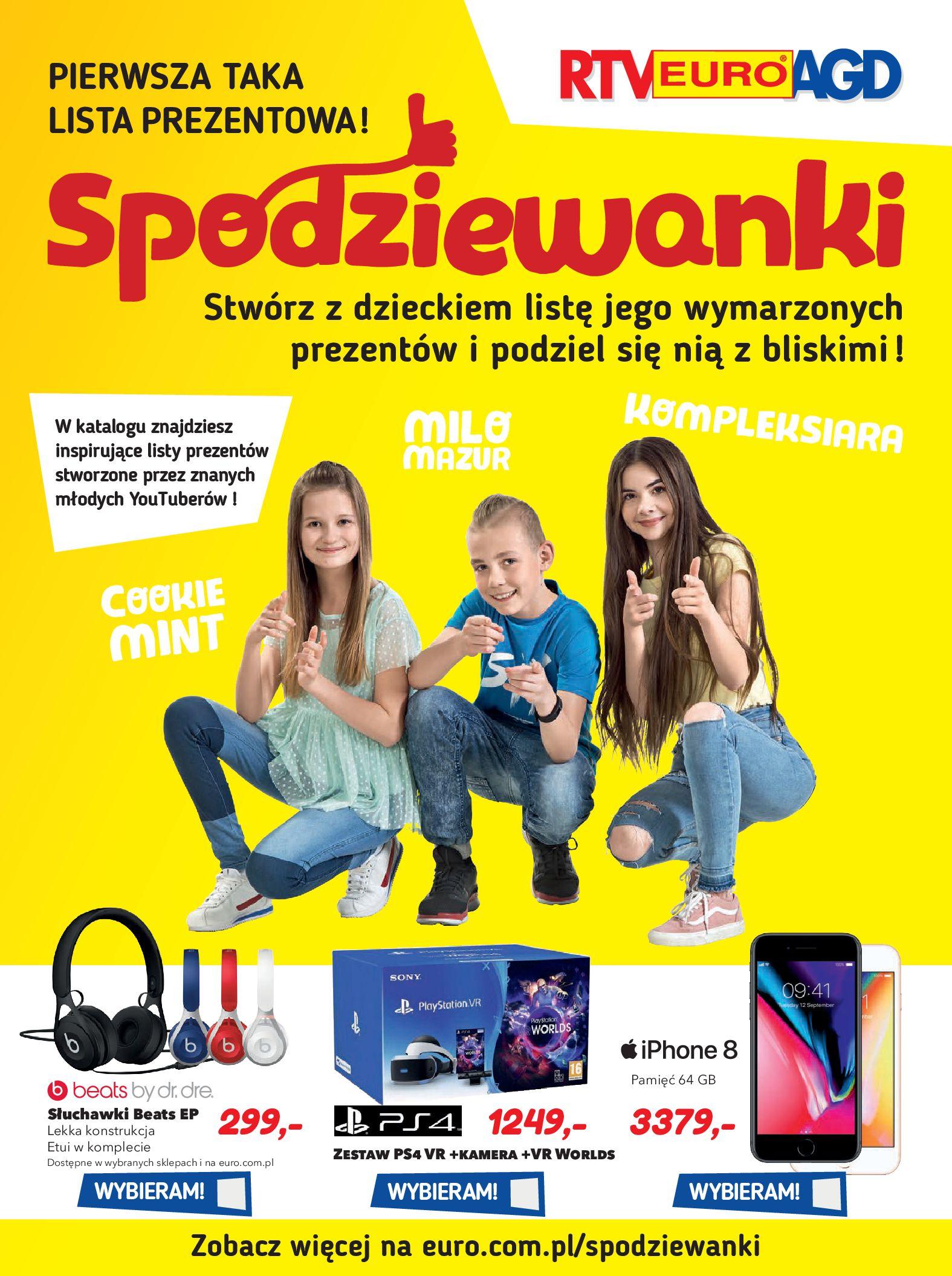 Gazetka RTV EURO AGD - Spodziewanki-24.04.2018-31.05.2018-page-