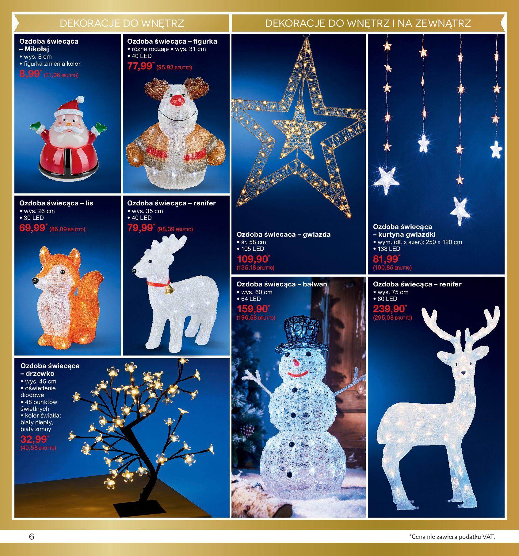 Gazetka Makro - Ozdoby świąteczne-02.12.2019-16.12.2019-page-6