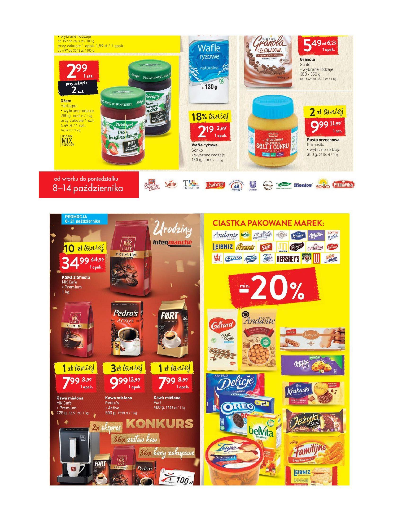 Gazetka Intermarché - Oferta promocyjna-07.10.2019-14.10.2019-page-