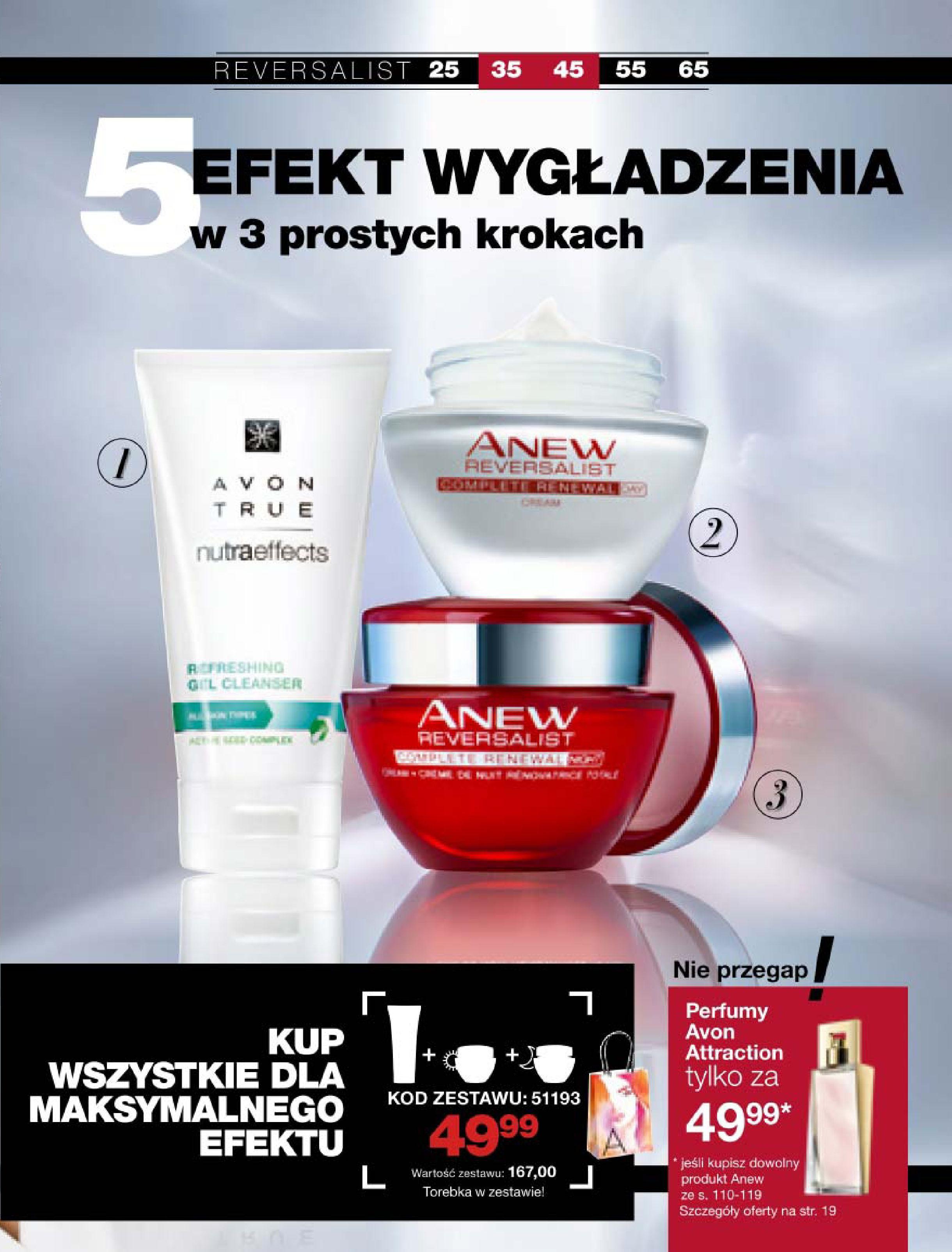 Gazetka Avon - INNOWACJA 2019/2020 wegańska pielęgnacja twarzy-16.10.2019-06.11.2019-page-