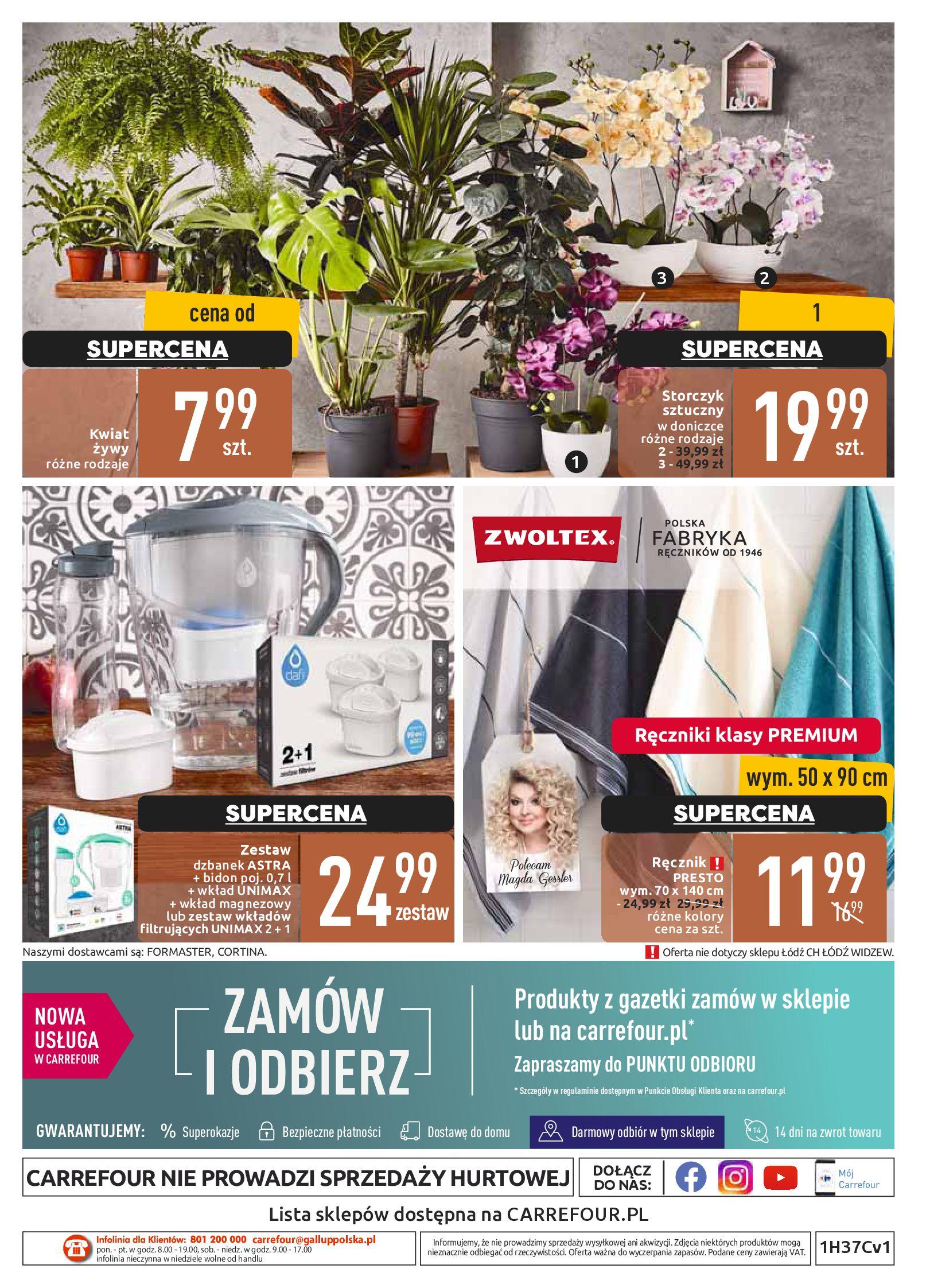 Gazetka Carrefour - Dom w ciepłych barwach-09.09.2019-21.09.2019-page-12