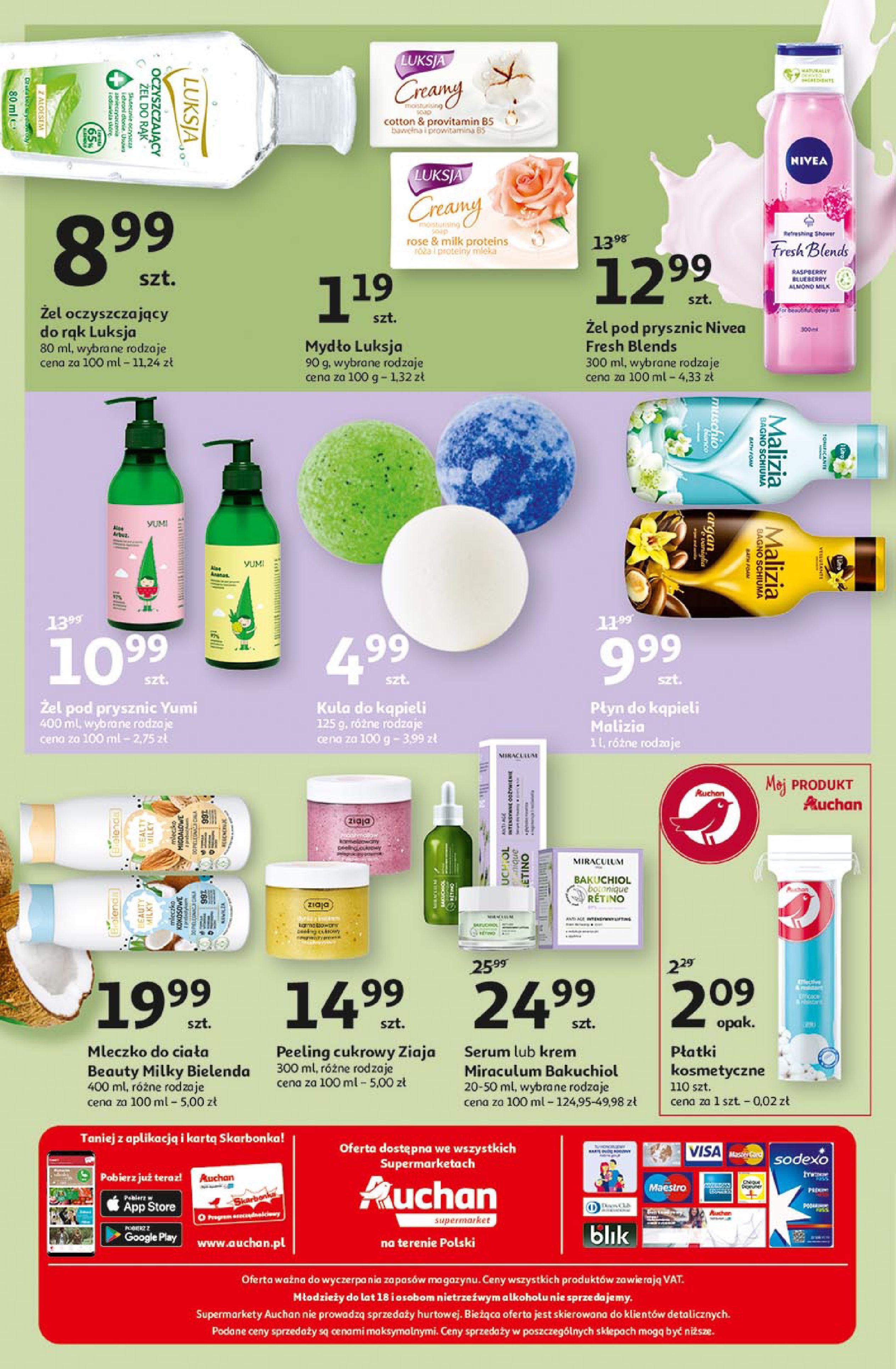Gazetka Auchan: Uroda Supermarkety 2021-02-26 page-8