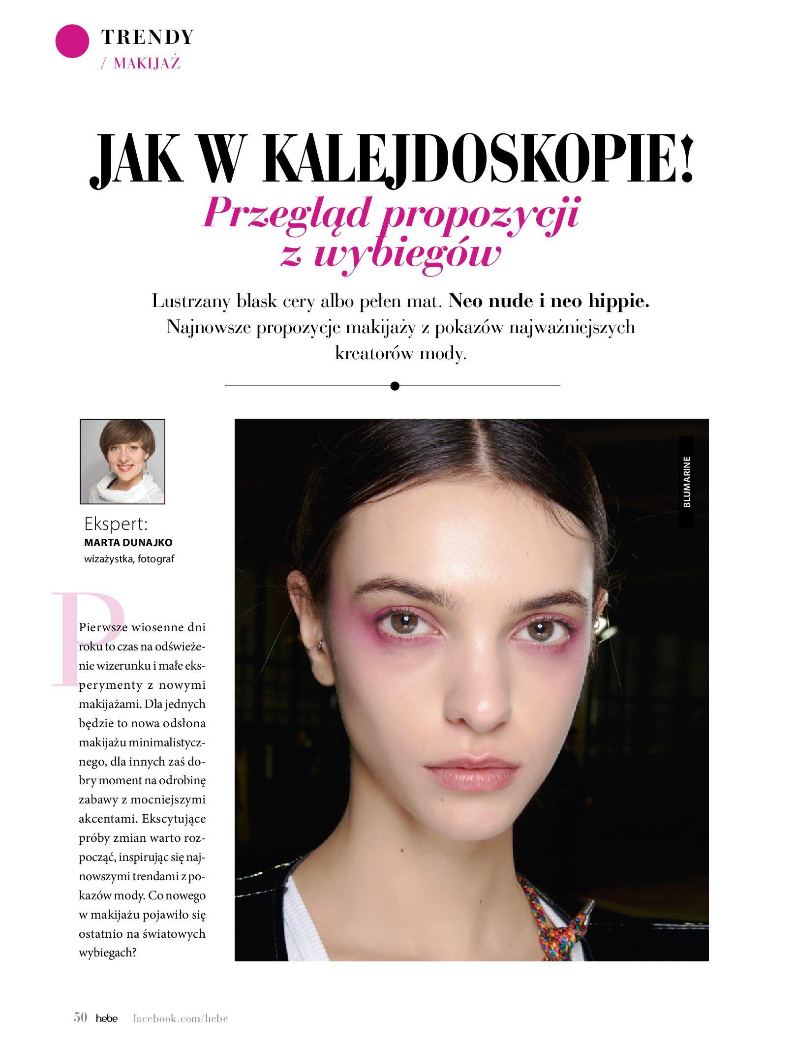 Gazetka hebe: Magazyn hebe 2021-03-11 page-50