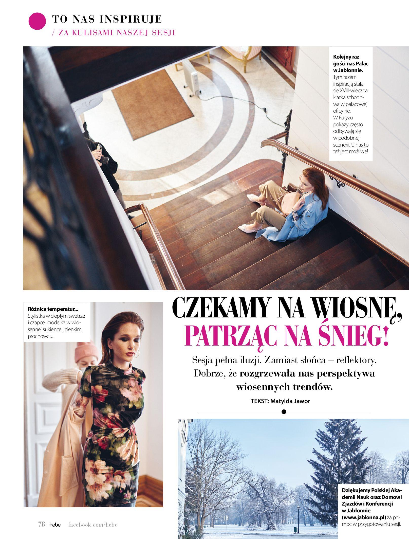Gazetka hebe: Magazyn hebe 2021-03-11 page-78