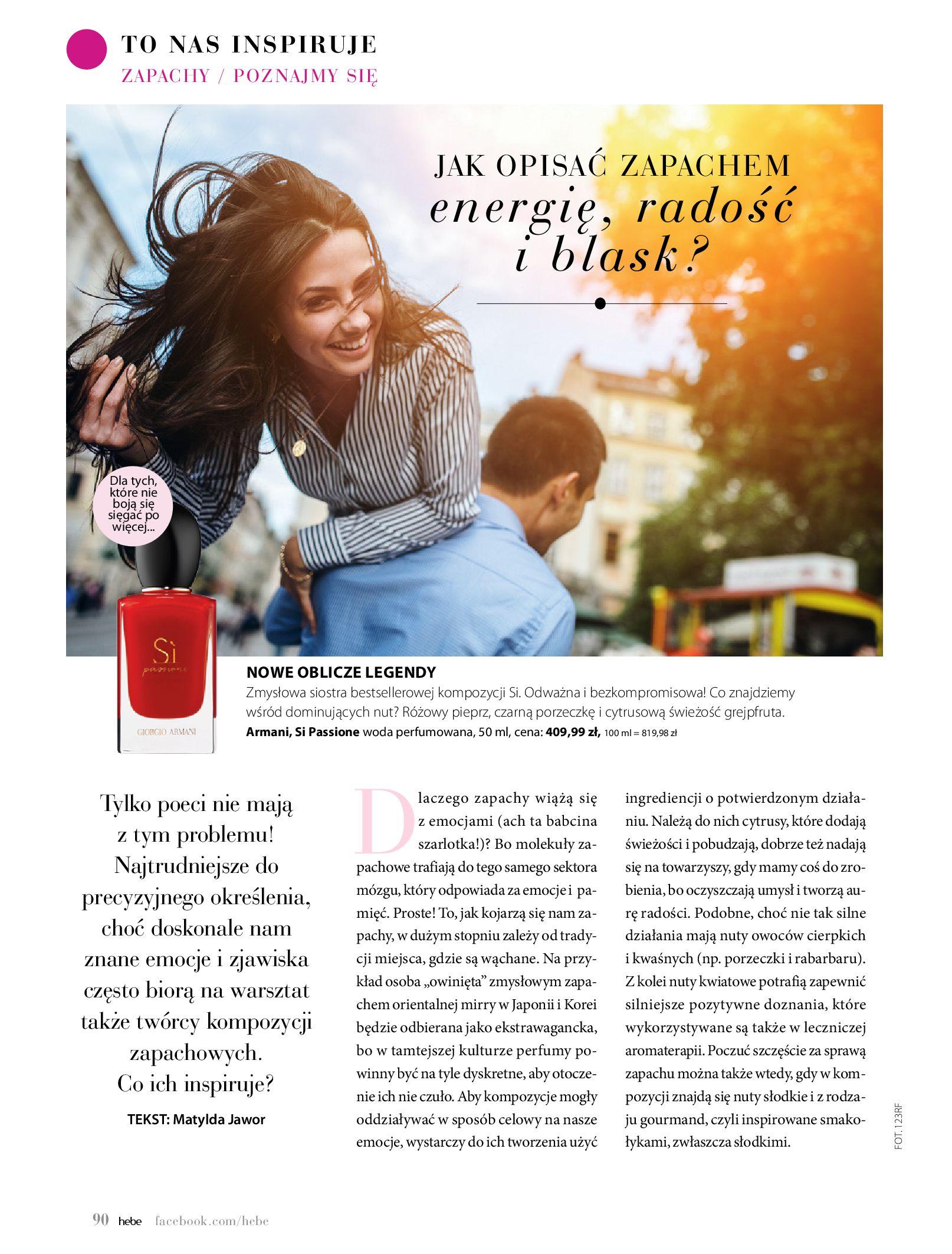 Gazetka hebe: Magazyn hebe 2021-03-11 page-90