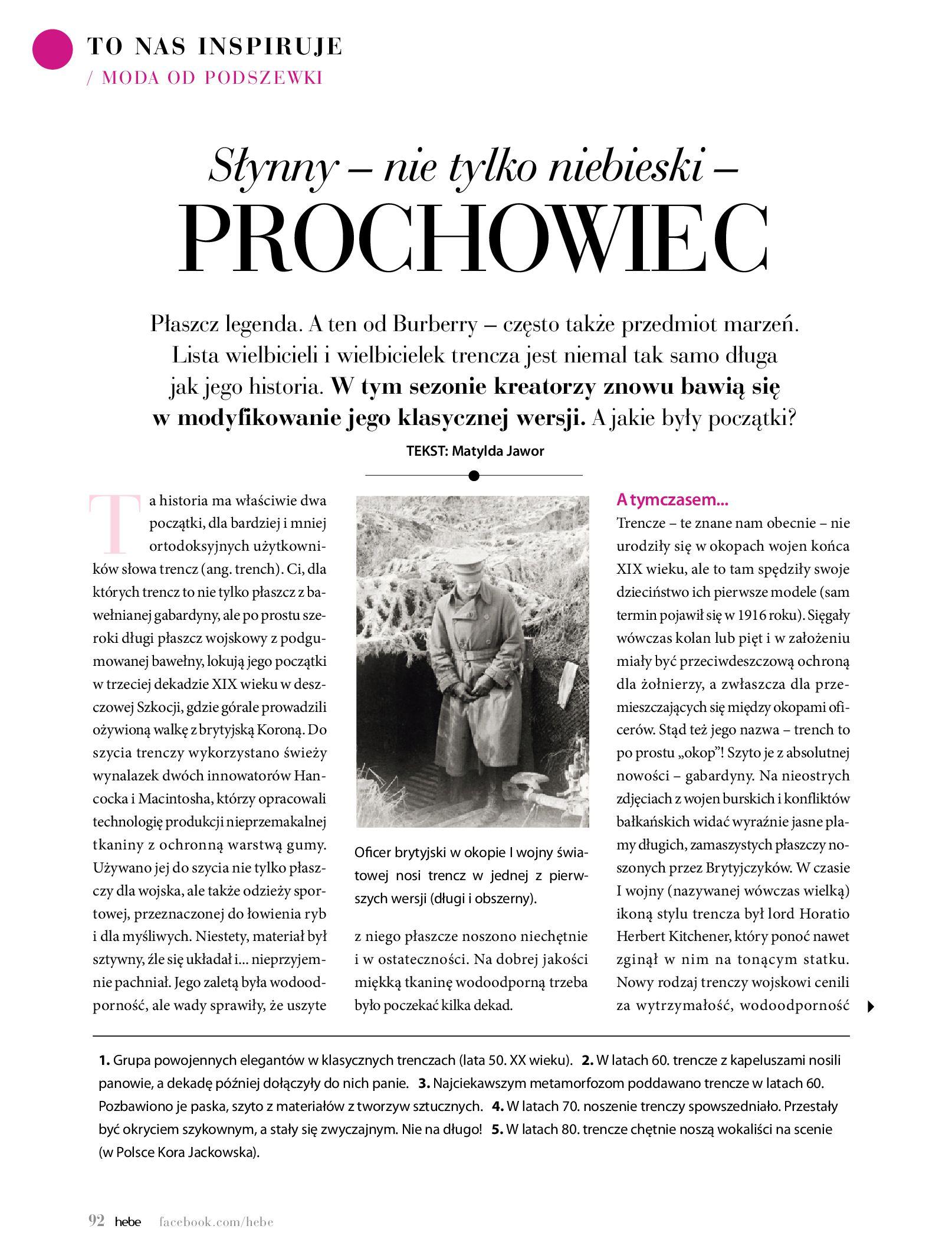 Gazetka hebe: Magazyn hebe 2021-03-11 page-92