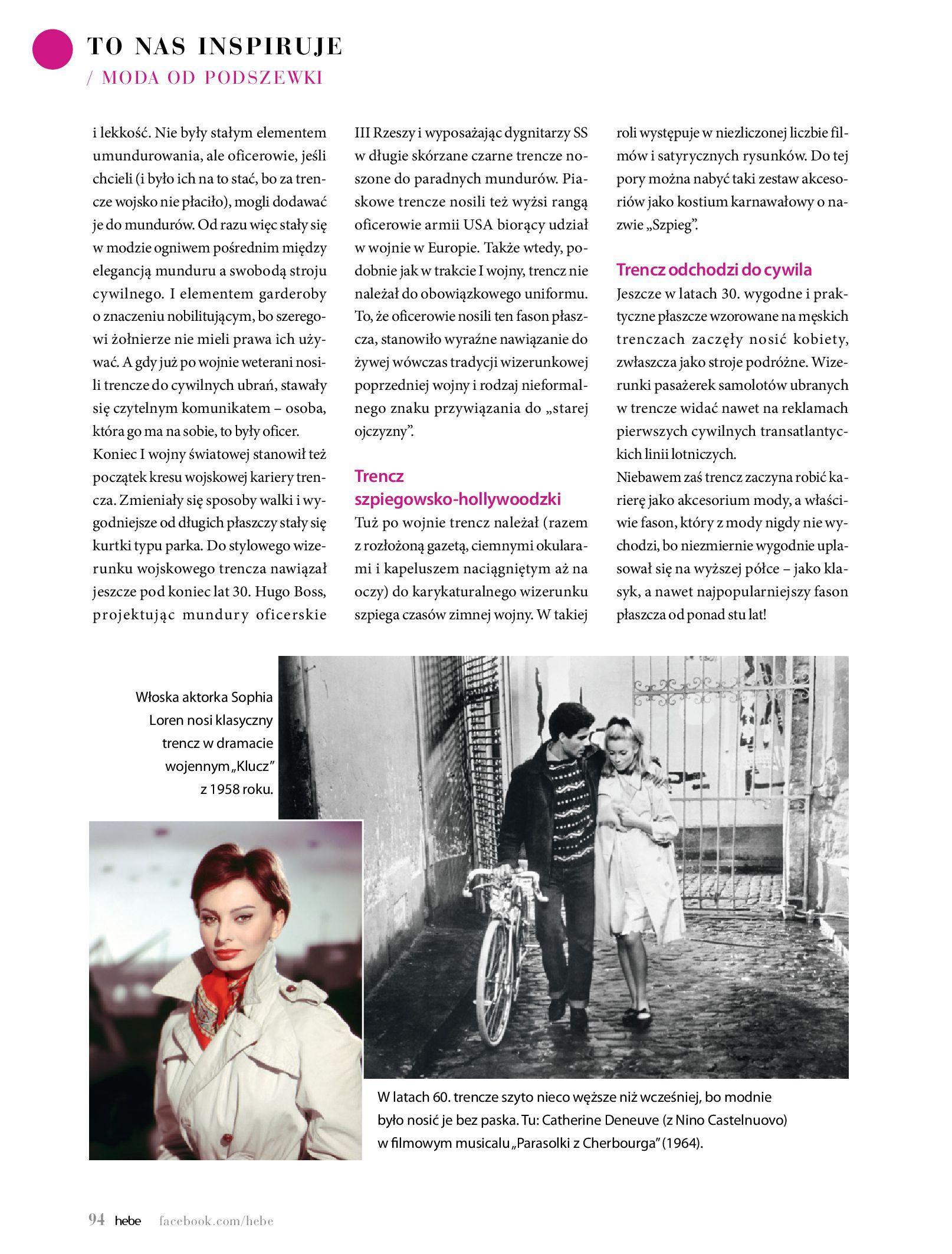 Gazetka hebe: Magazyn hebe 2021-03-11 page-94