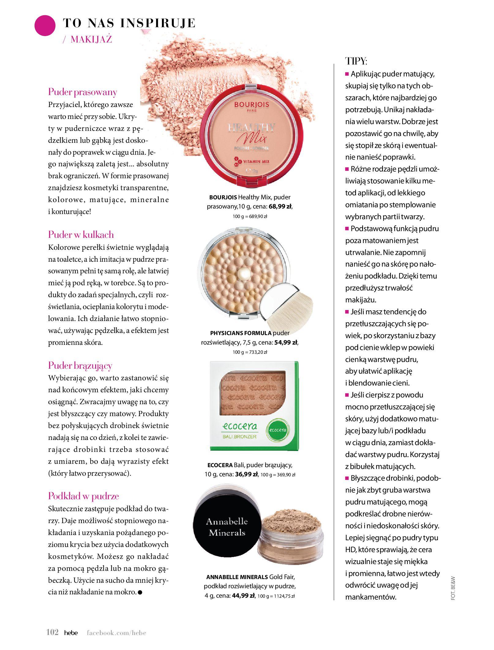 Gazetka hebe: Magazyn hebe 2021-03-11 page-102
