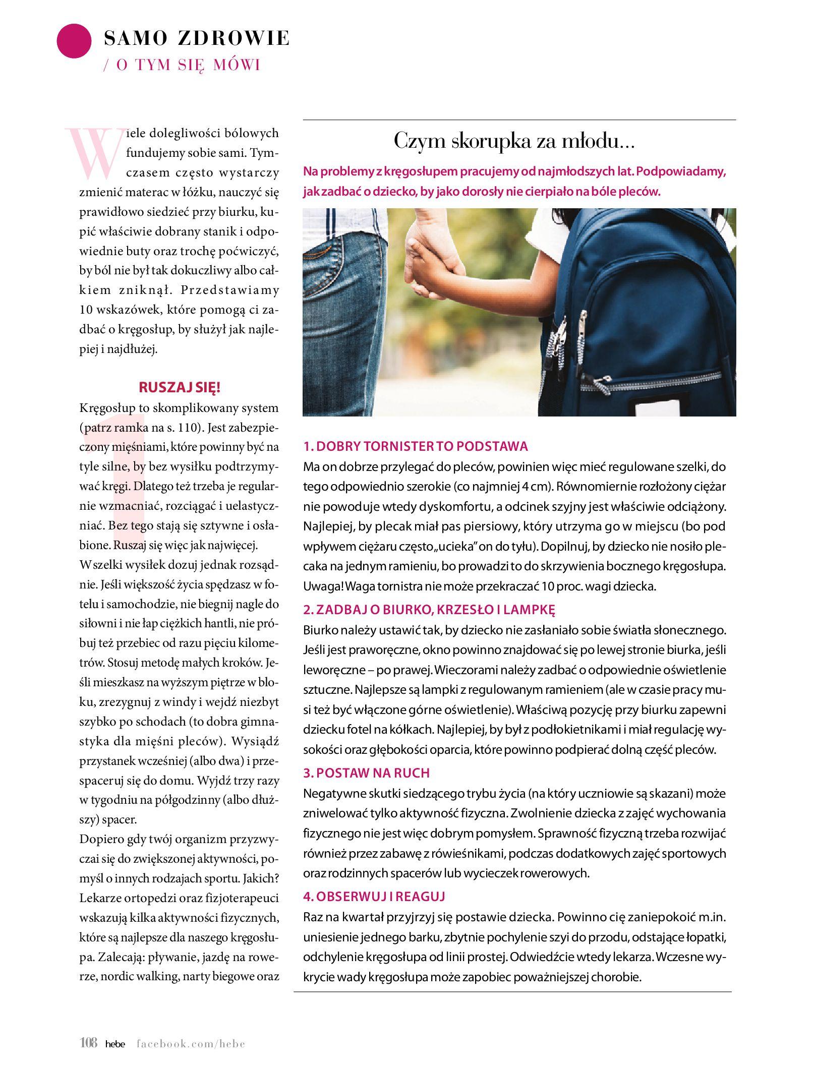 Gazetka hebe: Magazyn hebe 2021-03-11 page-108
