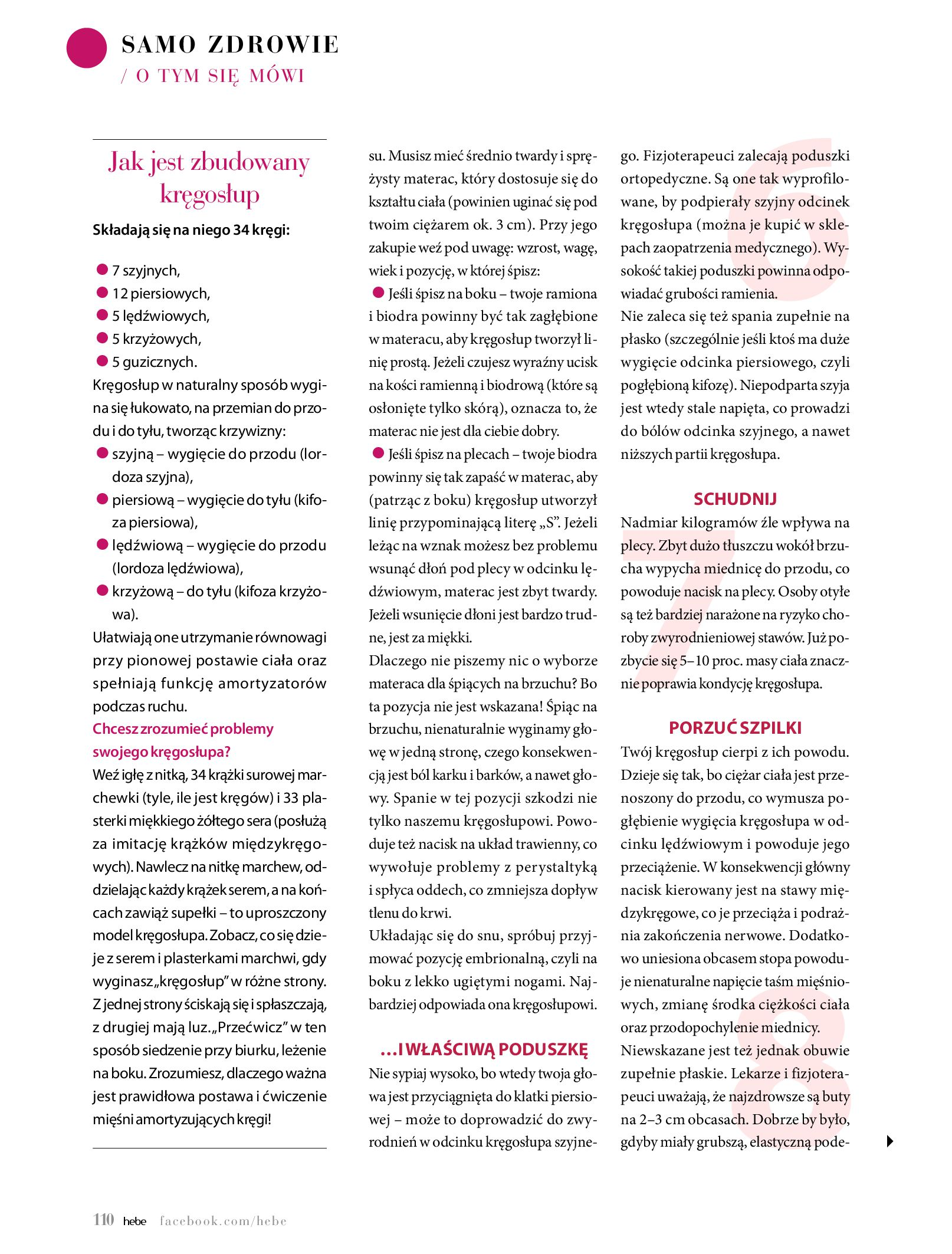 Gazetka hebe: Magazyn hebe 2021-03-11 page-110