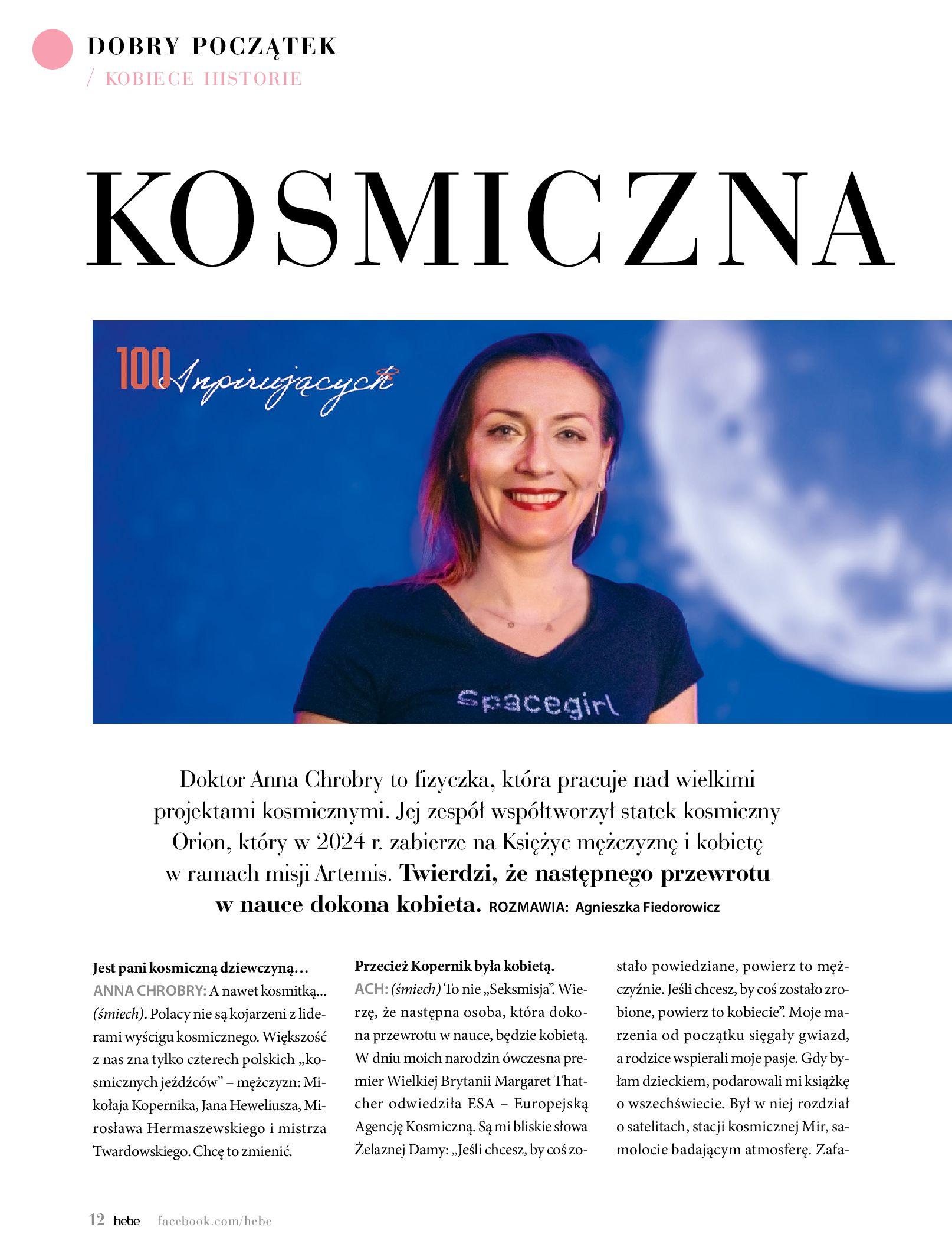 Gazetka hebe: Magazyn hebe 2021-03-11 page-12