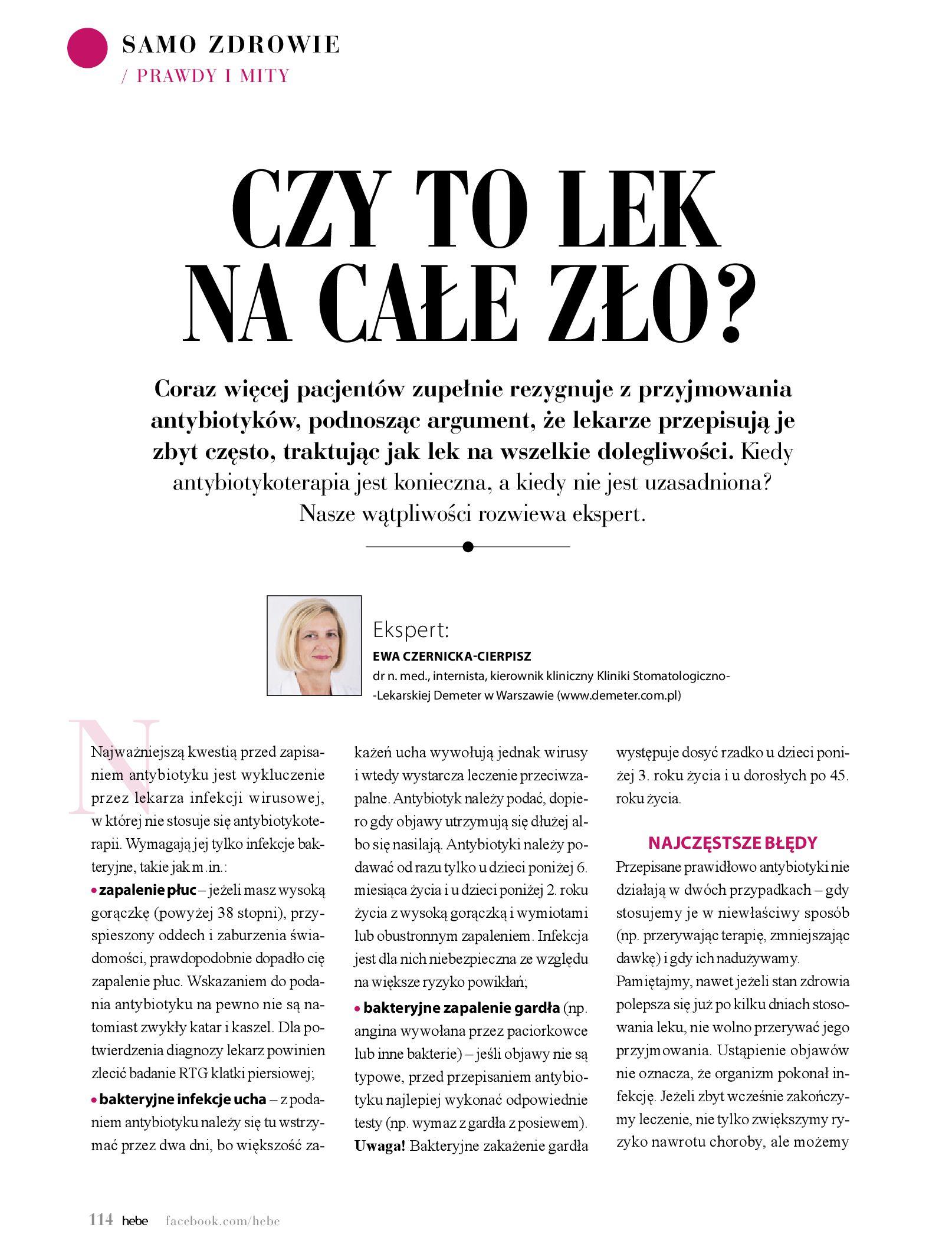 Gazetka hebe: Magazyn hebe 2021-03-11 page-114