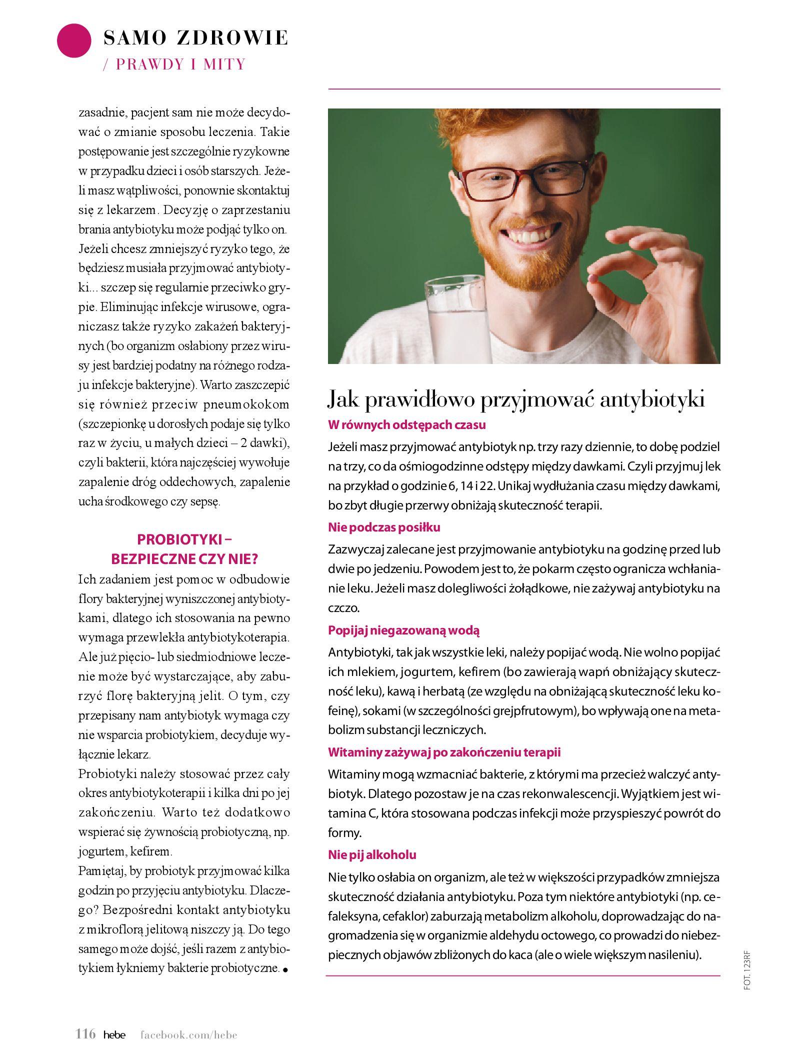 Gazetka hebe: Magazyn hebe 2021-03-11 page-116