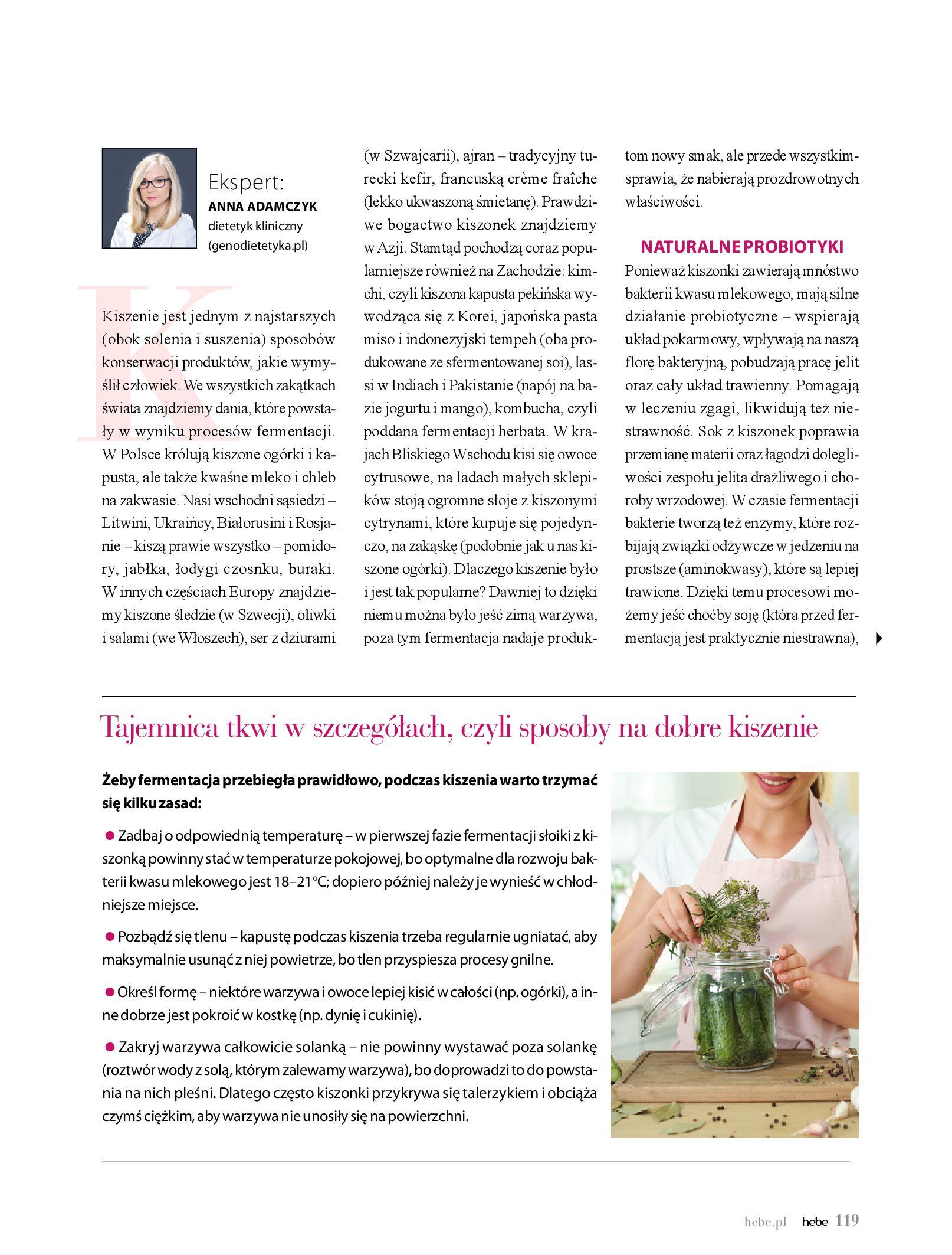 Gazetka hebe: Magazyn hebe 2021-03-11 page-119