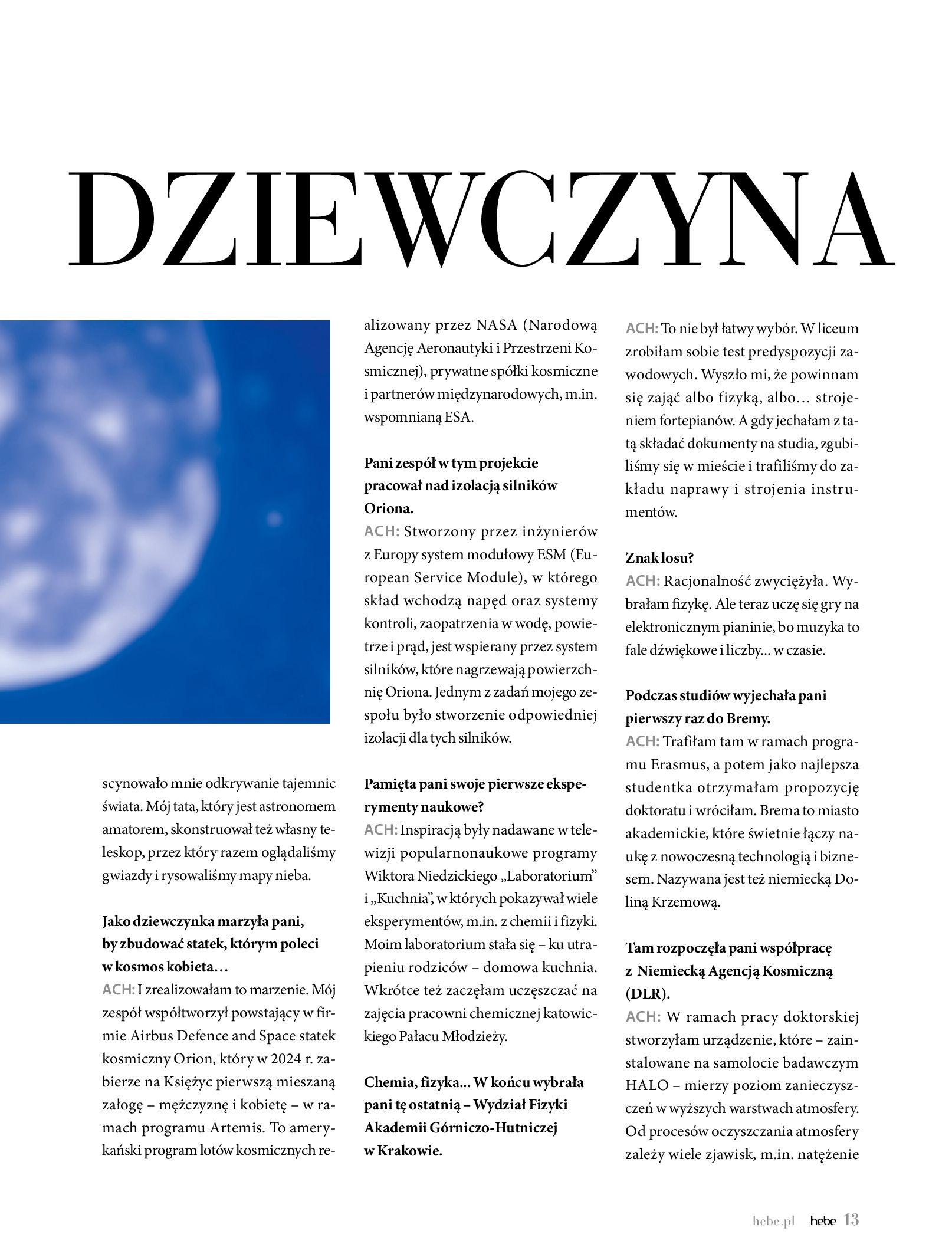 Gazetka hebe: Magazyn hebe 2021-03-11 page-13