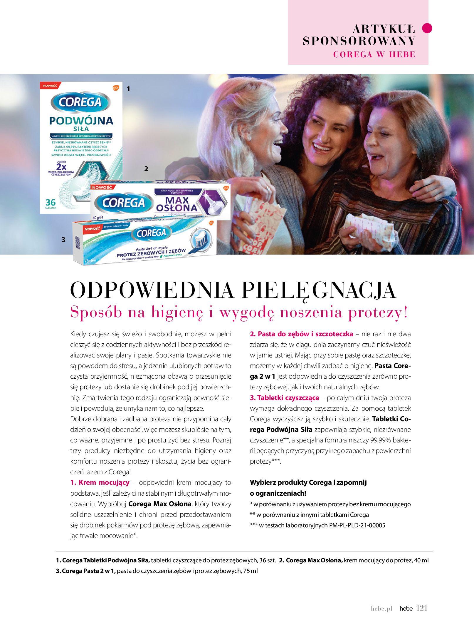 Gazetka hebe: Magazyn hebe 2021-03-11 page-121