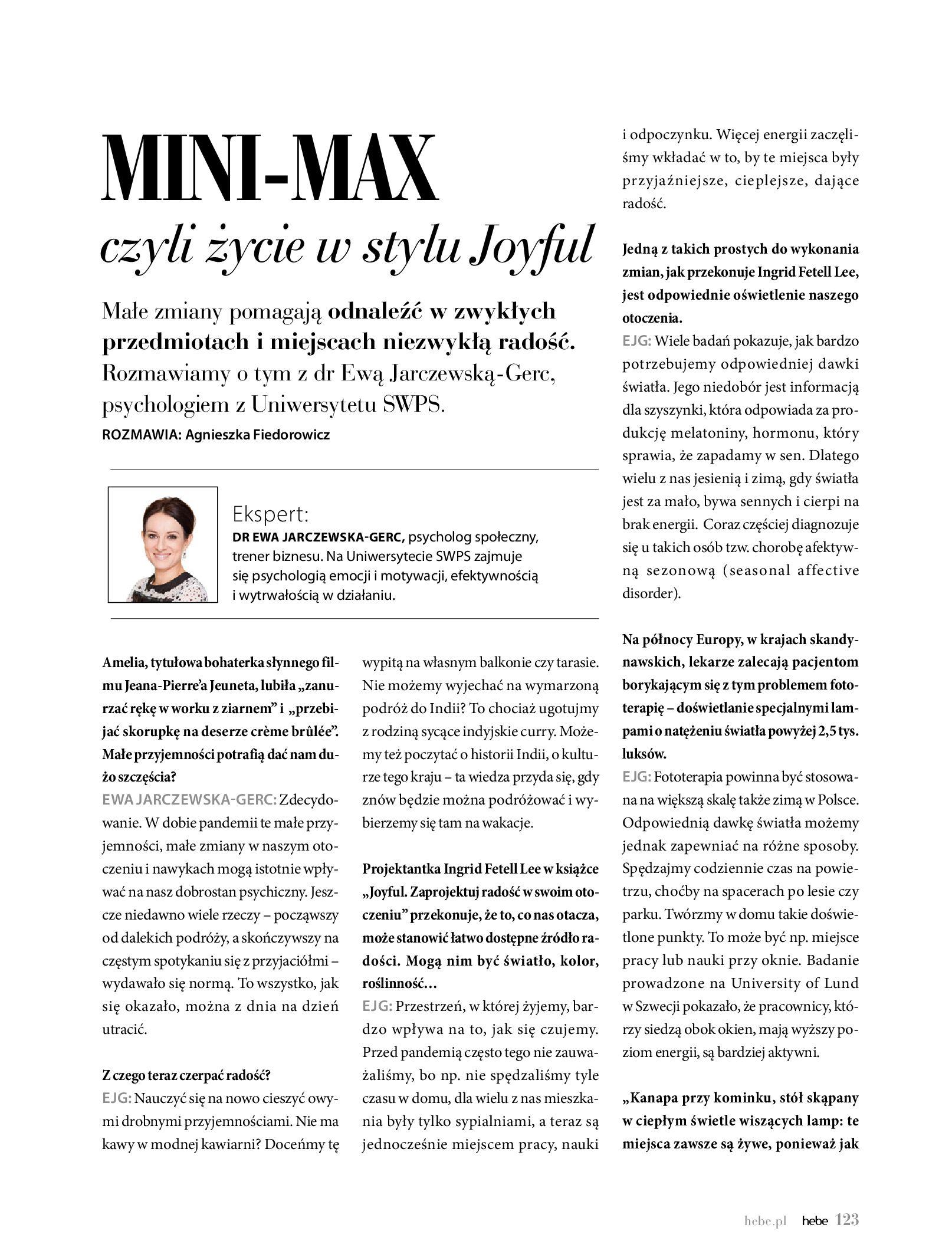 Gazetka hebe: Magazyn hebe 2021-03-11 page-123