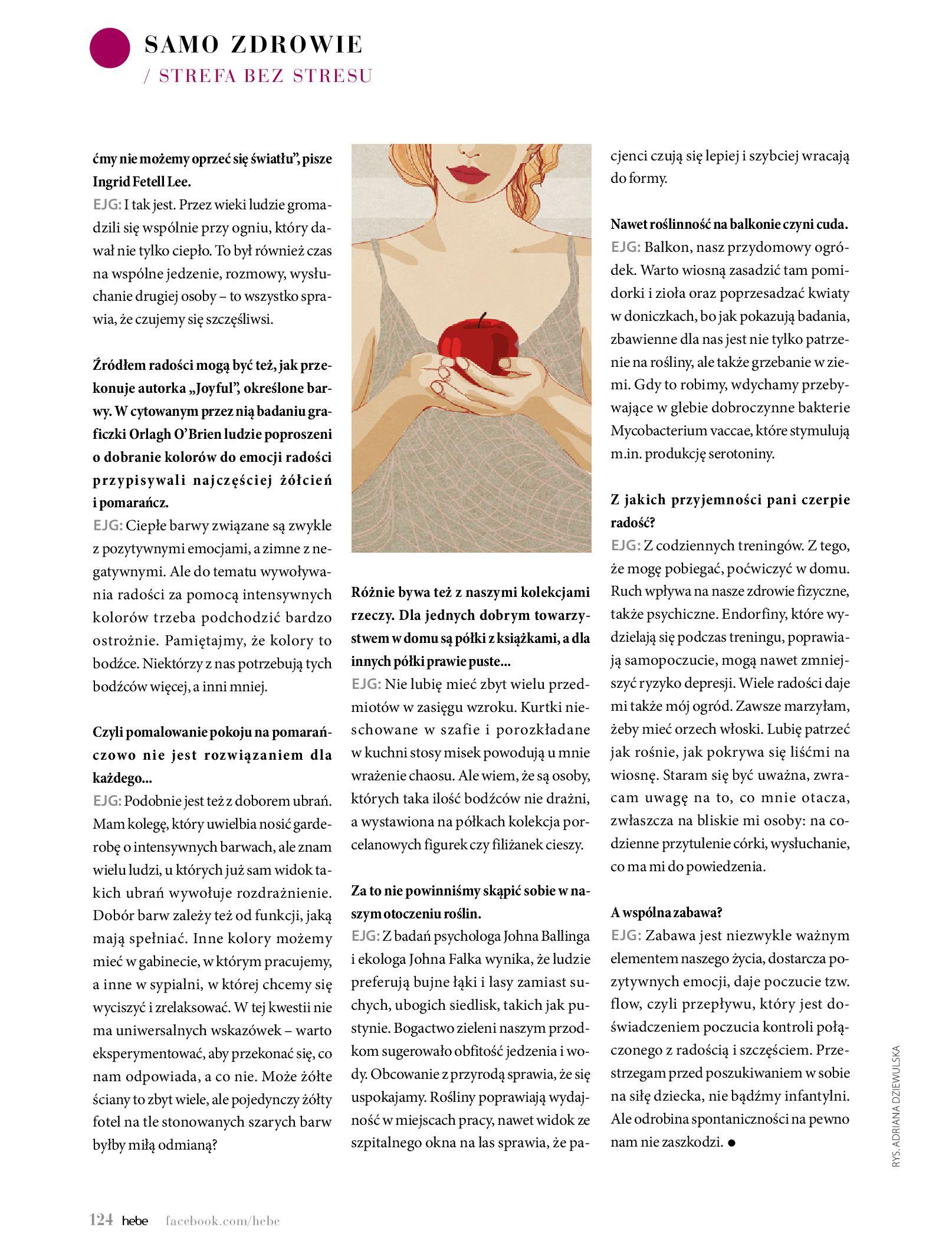 Gazetka hebe: Magazyn hebe 2021-03-11 page-124