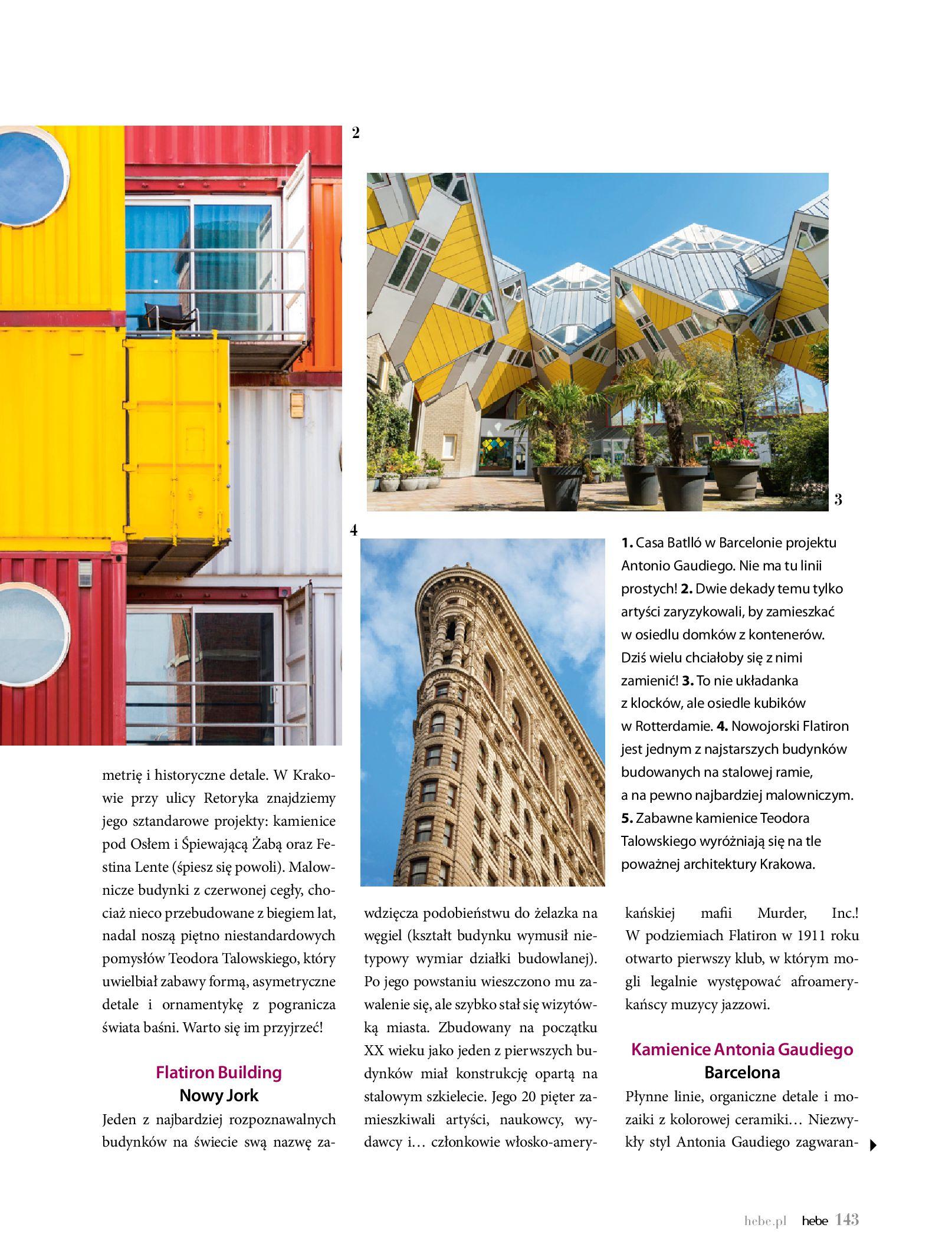 Gazetka hebe: Magazyn hebe 2021-03-11 page-143