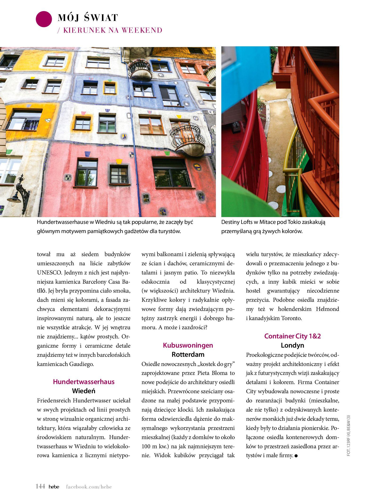 Gazetka hebe: Magazyn hebe 2021-03-11 page-144
