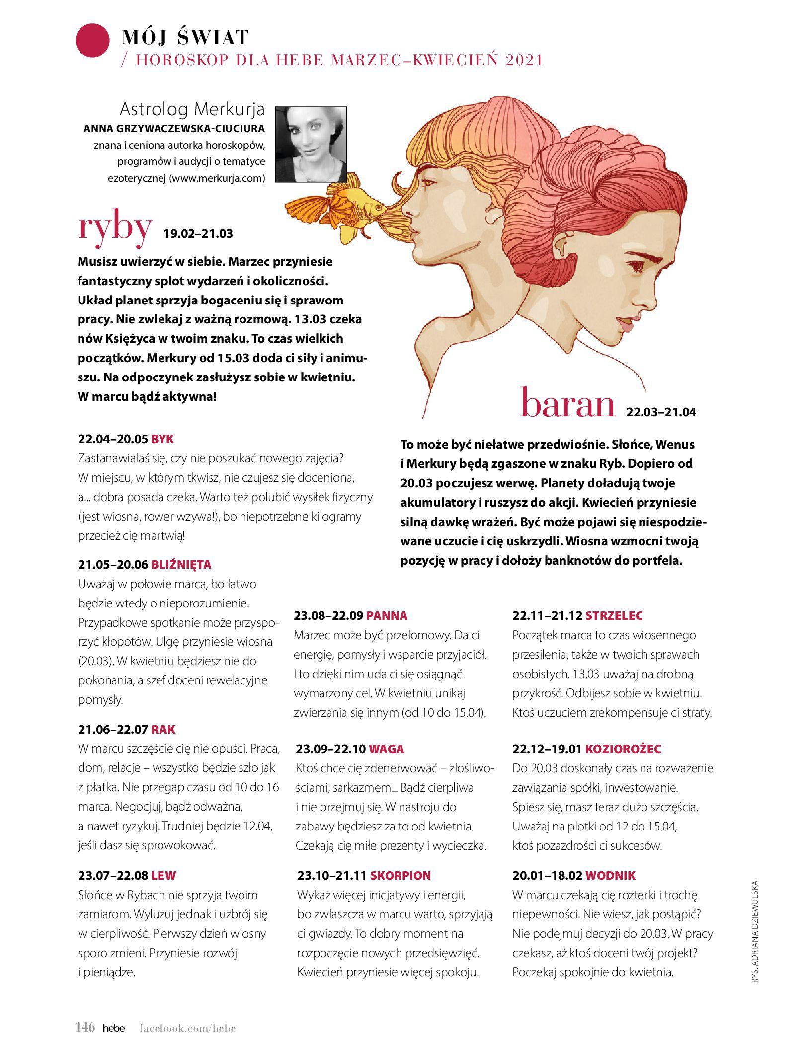 Gazetka hebe: Magazyn hebe 2021-03-11 page-146